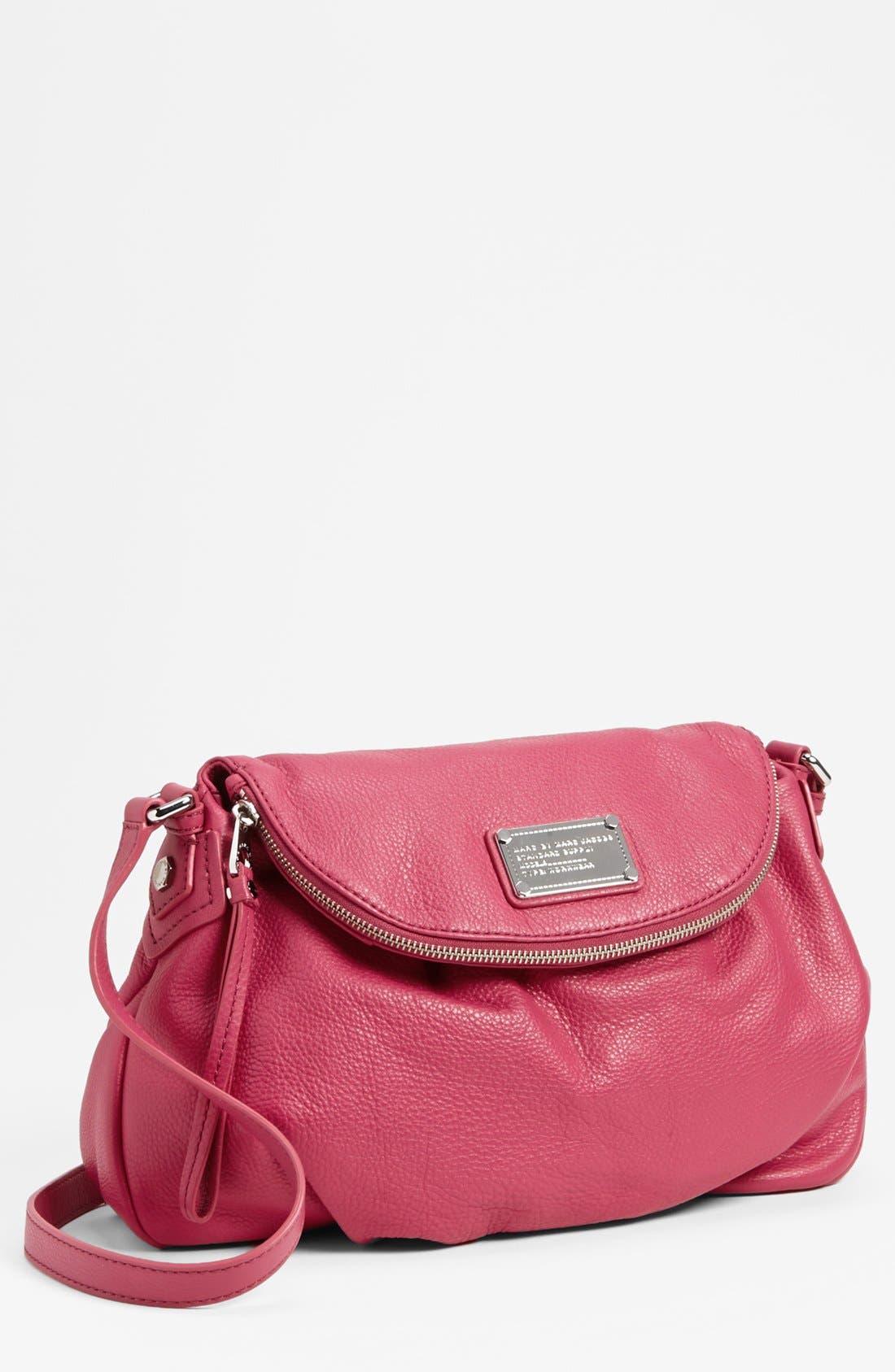 Alternate Image 1 Selected - MARC BY MARC JACOBS 'Classic Q - Natasha' Crossbody Flap Bag, Medium