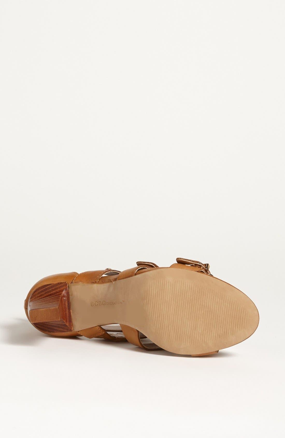 Alternate Image 4  - BCBGeneration 'Fizzy' Sandal