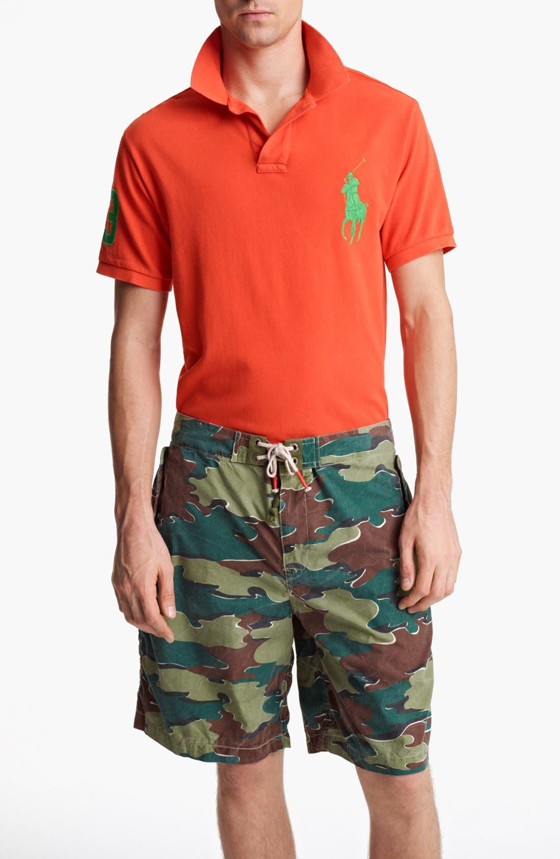 Alternate Image 2  - Polo Ralph Lauren 'Safari' Board Shorts