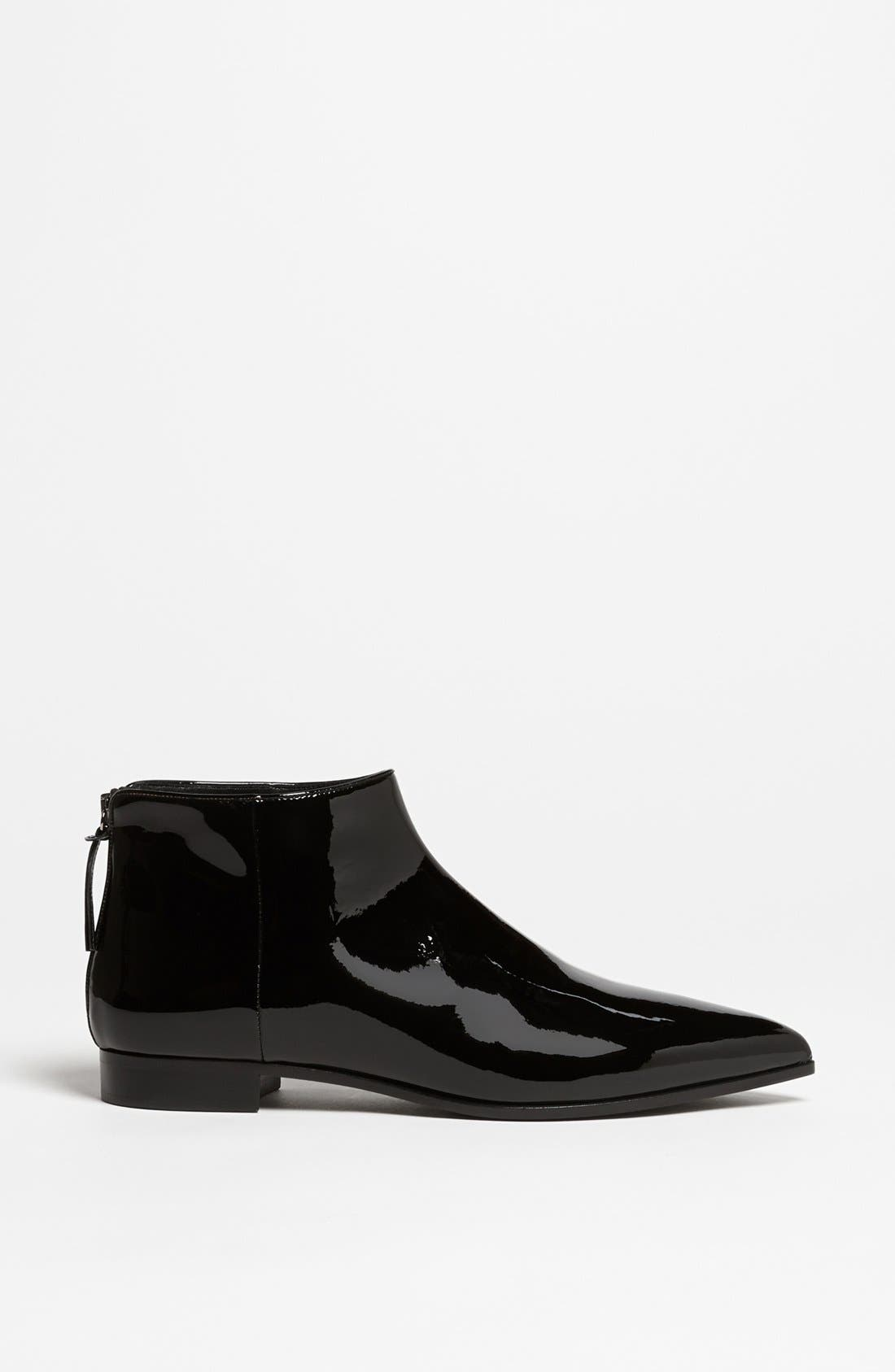 Alternate Image 4  - Miu Miu Pointed Toe Chelsea Bootie