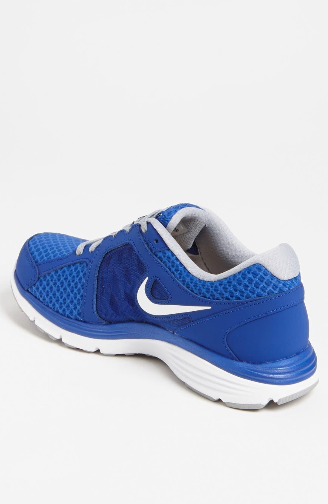 Alternate Image 2  - Nike 'Dual Fusion Run Breathe' Running Shoe (Men)