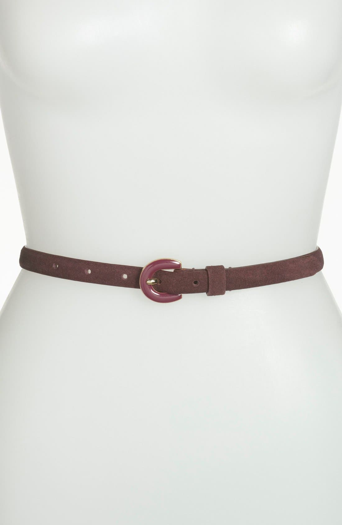 Main Image - Halogen® Suede Belt