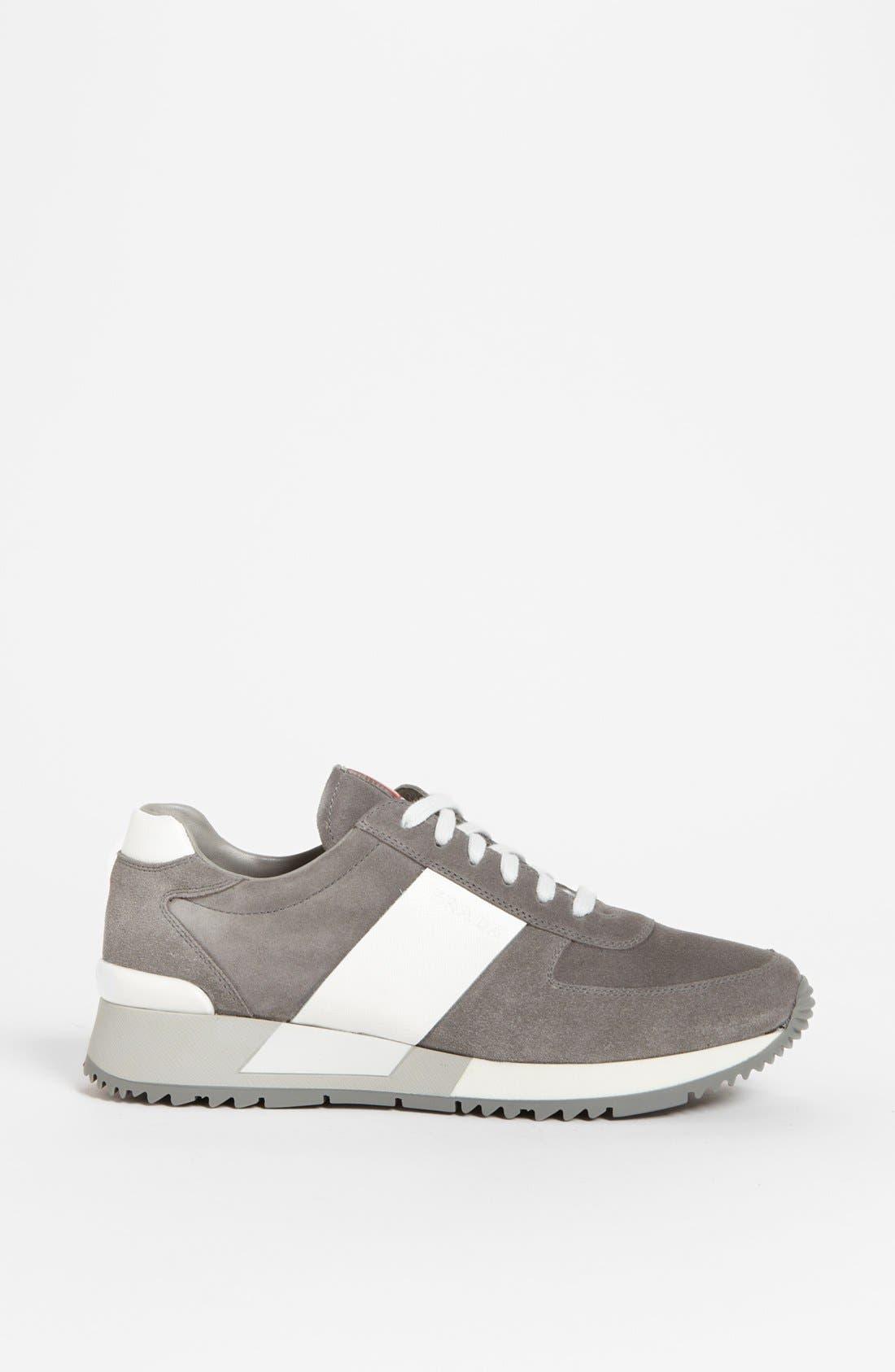 Alternate Image 4  - Prada Sneaker