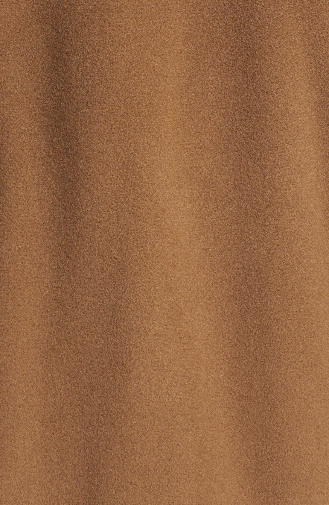 Alternate Image 5  - Cole Haan Wool Blend Duffle Coat