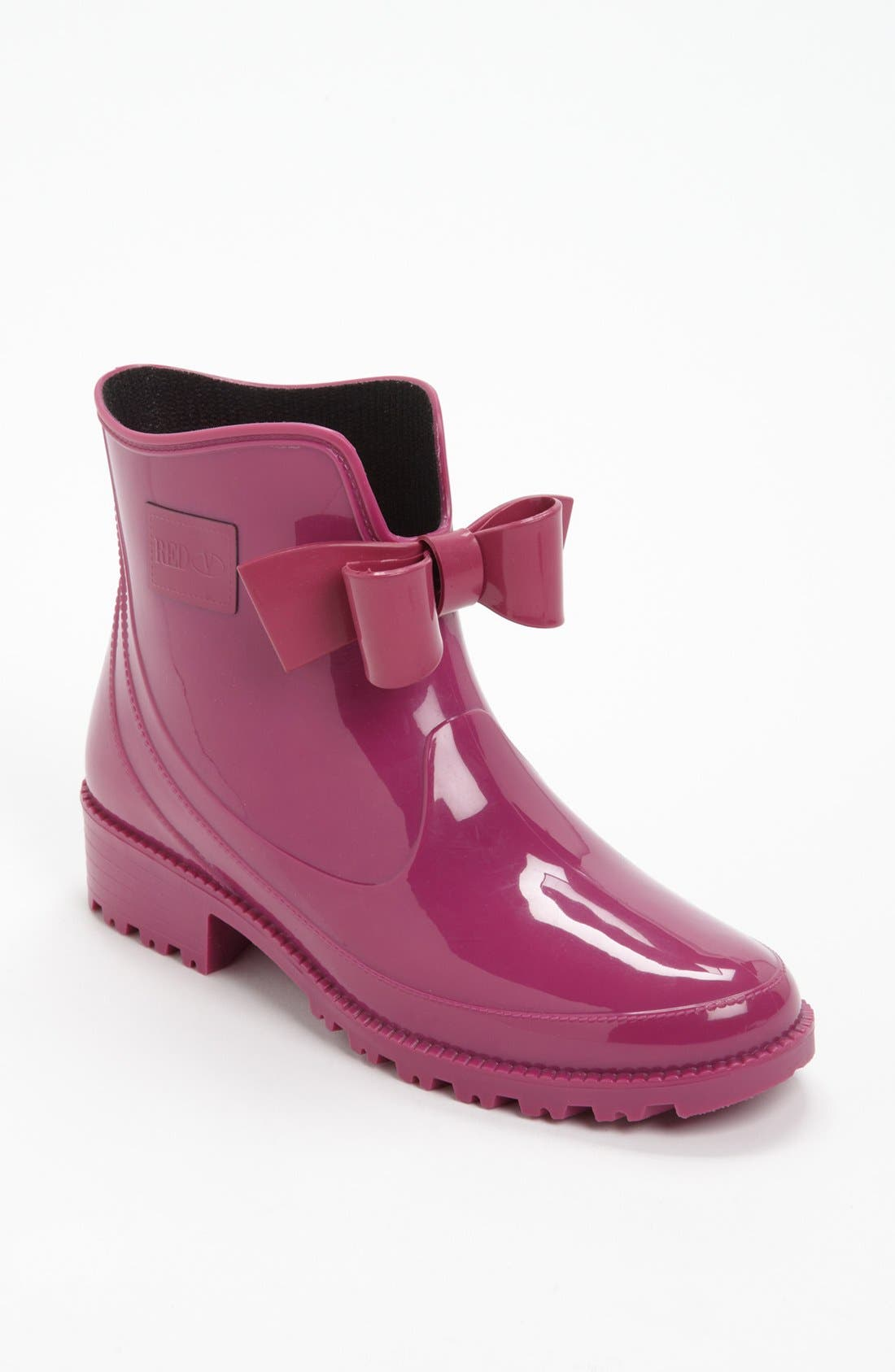 RED Valentino 'Bow' Rain Boot (Women) | Nordstrom