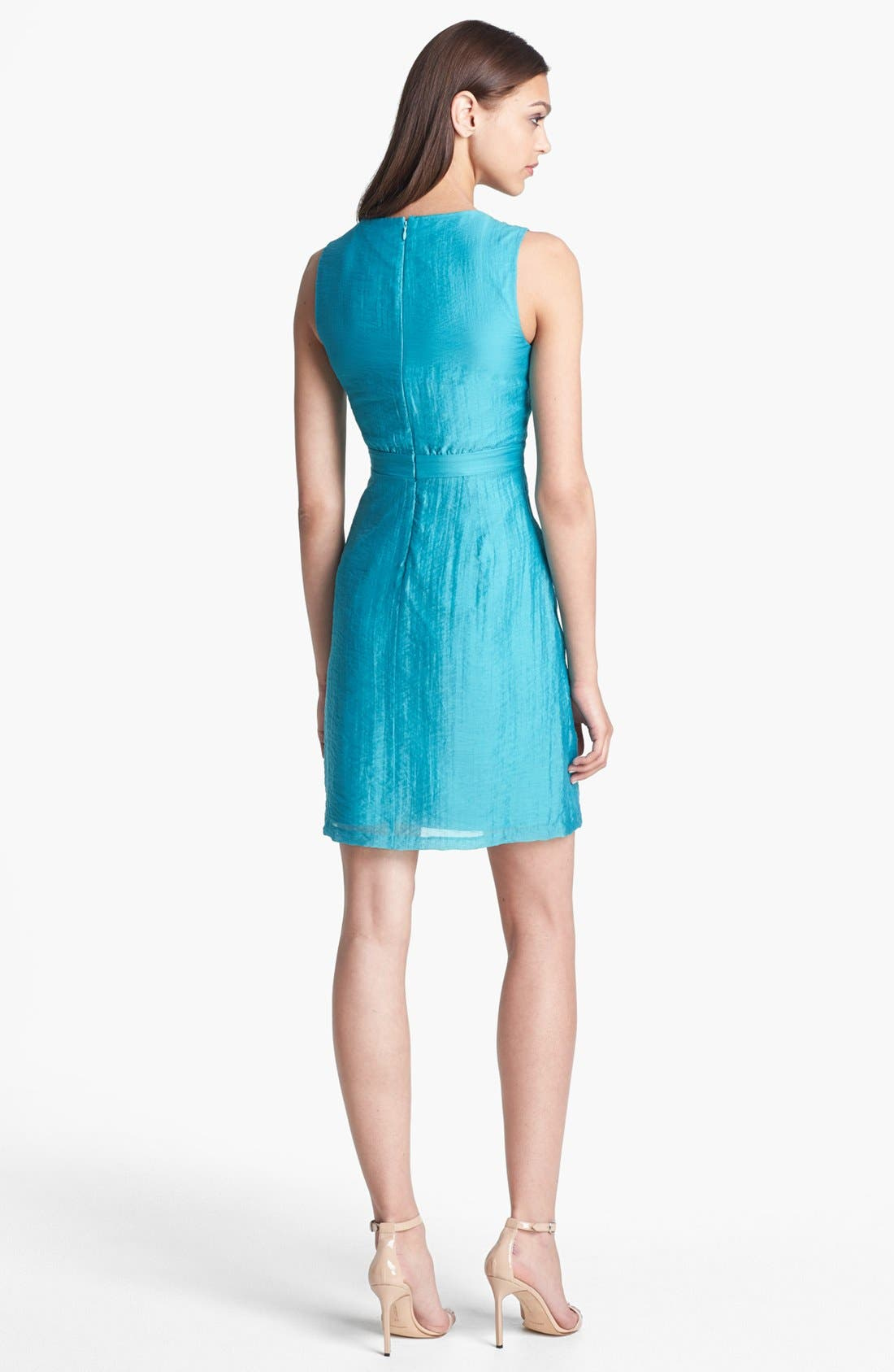Alternate Image 2  - Marc New York by Andrew Marc Textured Sheath Dress