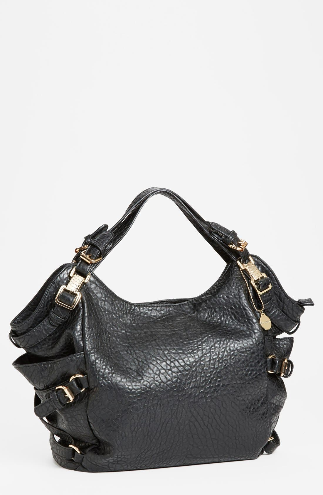 Alternate Image 1 Selected - Big Buddha 'Penn' Faux Leather Hobo