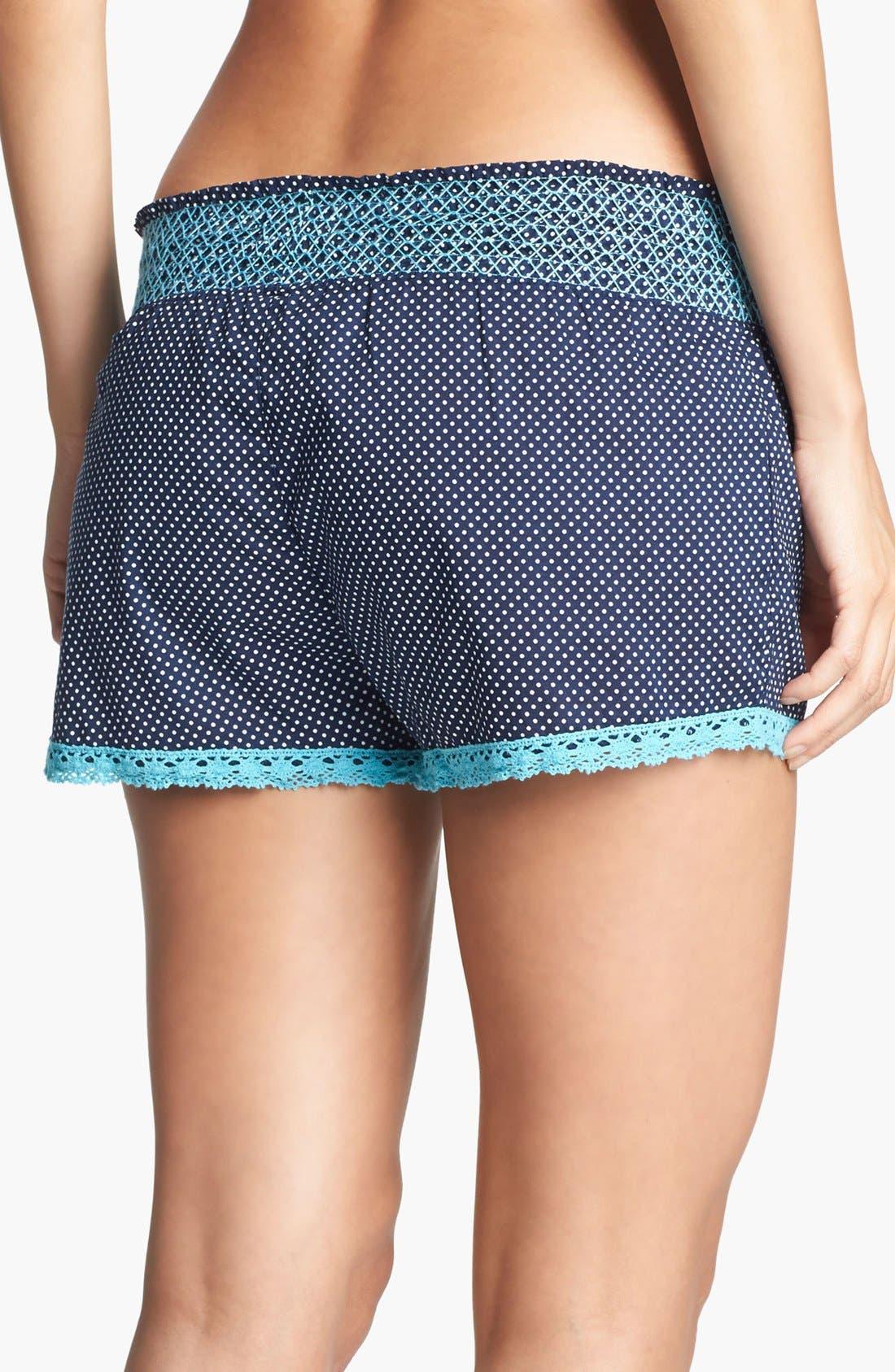Alternate Image 2  - PJ Salvage 'Blue Lagoon' Shorts