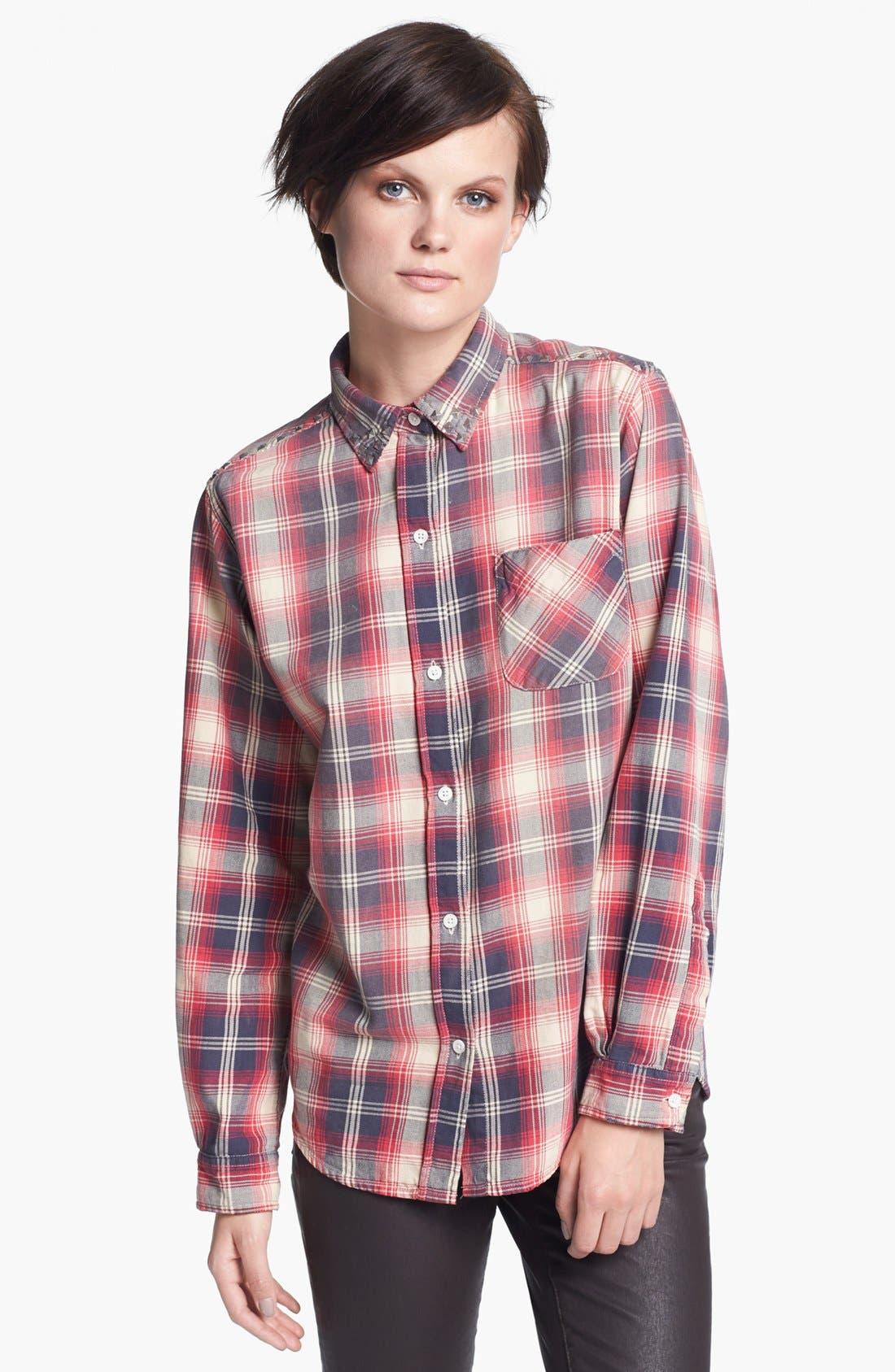 Main Image - Current/Elliott 'The Prep School' Shirt