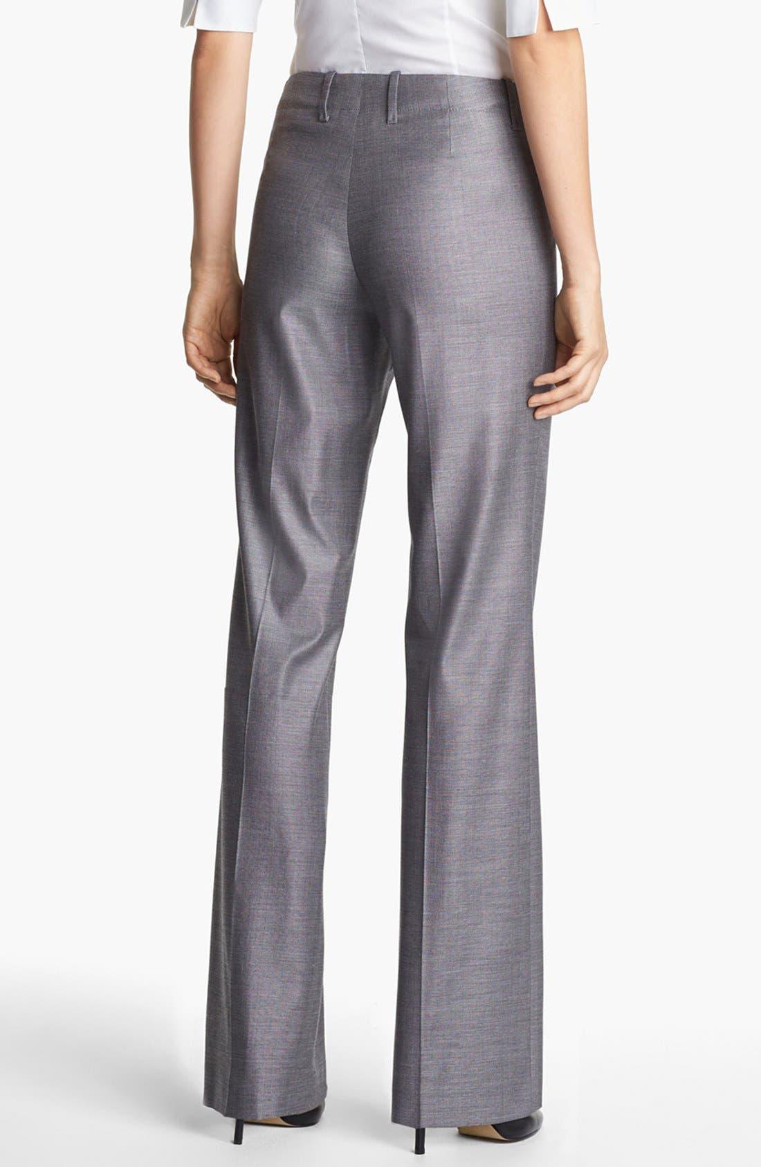 Alternate Image 2  - BOSS HUGO BOSS 'Tulia' Trousers