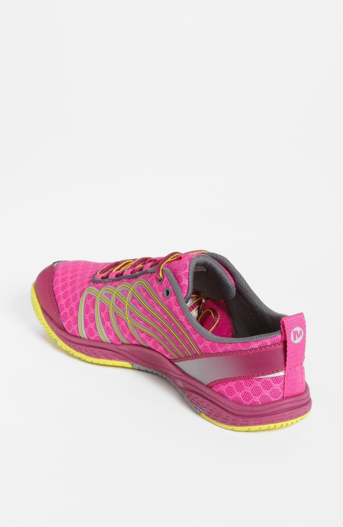 Alternate Image 2  - Merrell 'Road Glove Dash 2' Lightweight Running Shoe