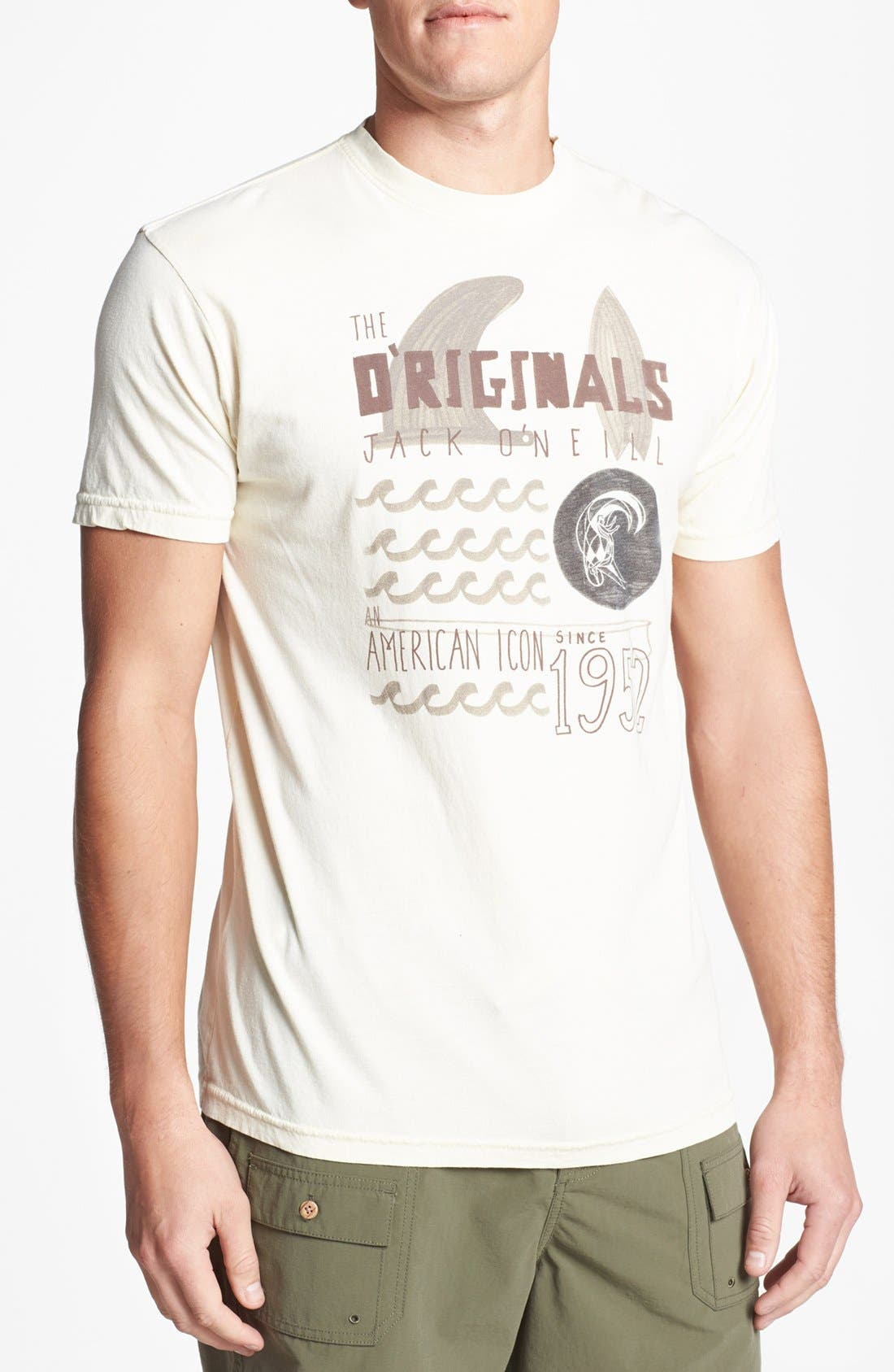 Main Image - Jack O'Neill 'Workshop' T-Shirt