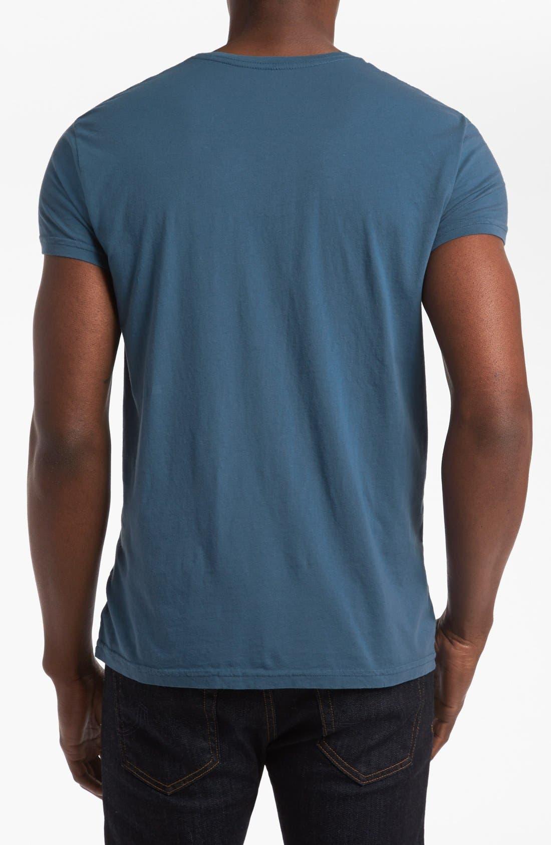 Alternate Image 2  - Retro Brand 'Stroh's Beer' T-Shirt