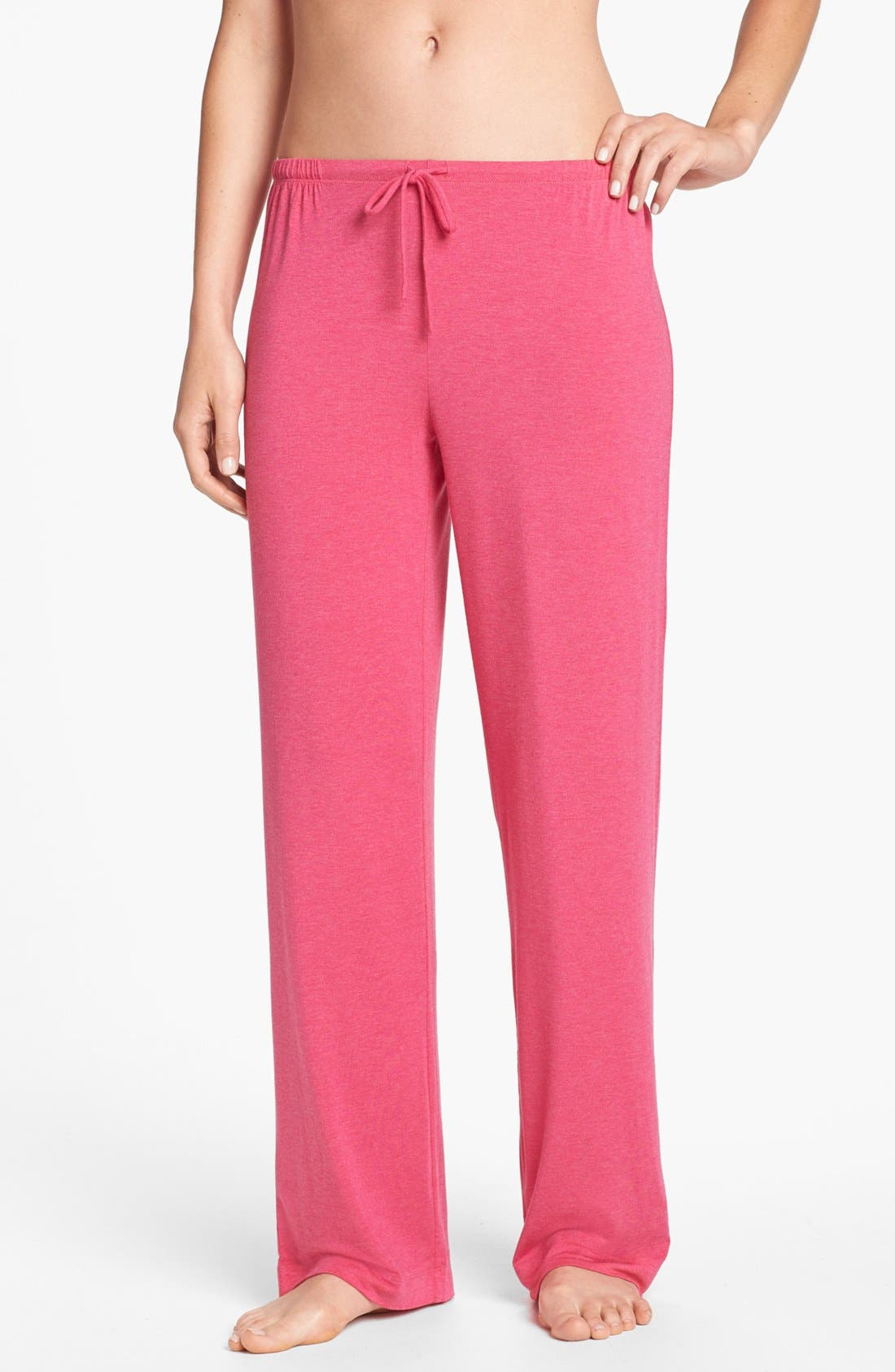 Alternate Image 1 Selected - DKNY '7 Easy Pieces' Pants