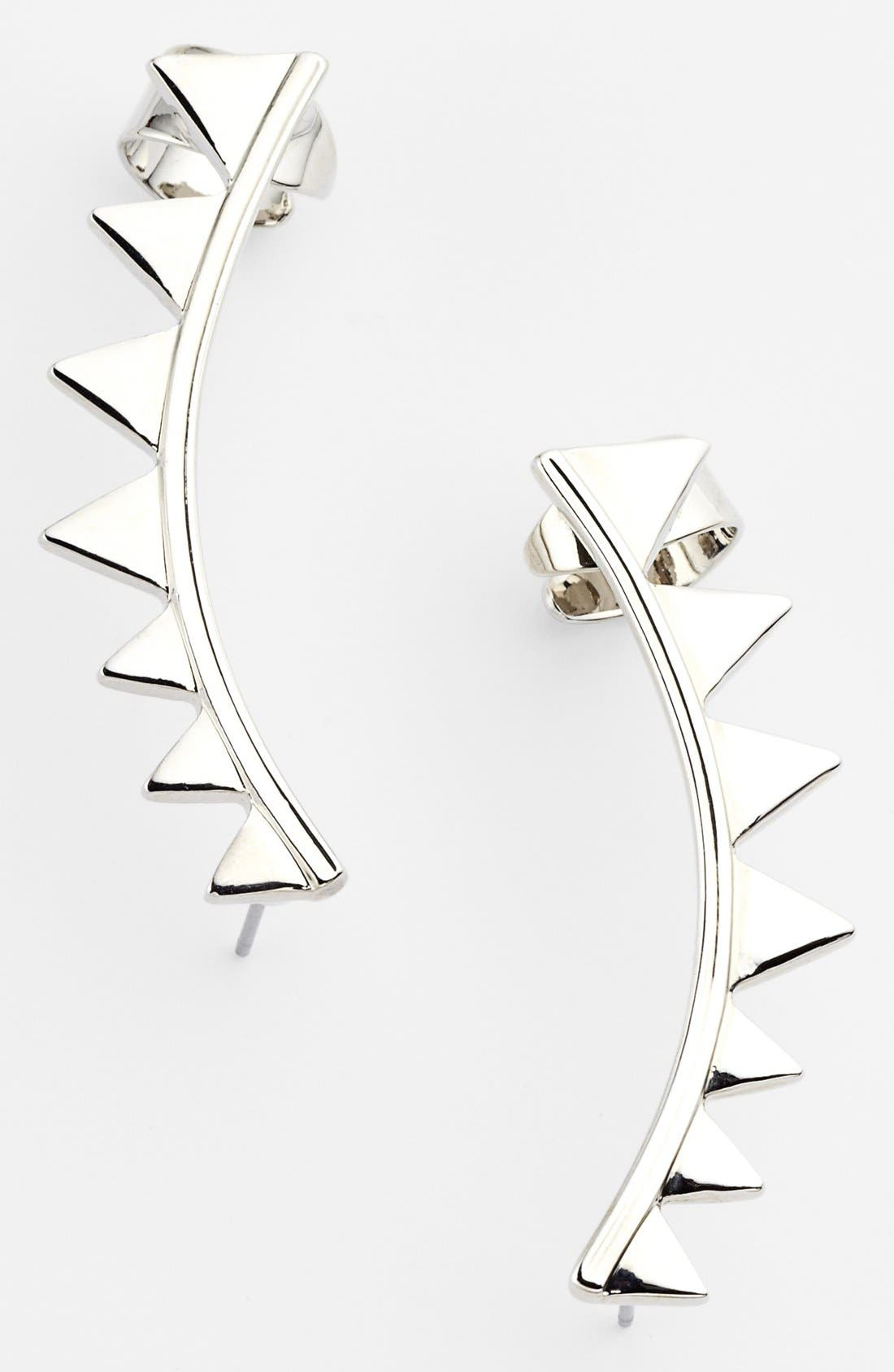 Alternate Image 1 Selected - BCBGeneration 'Tough Love' Ear Cuffs