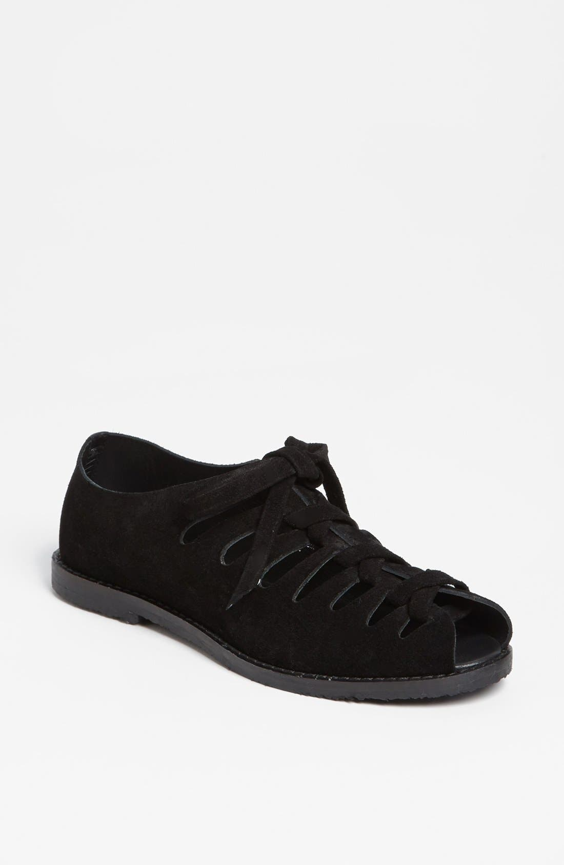 Alternate Image 1 Selected - Topshop 'Keep' Flat