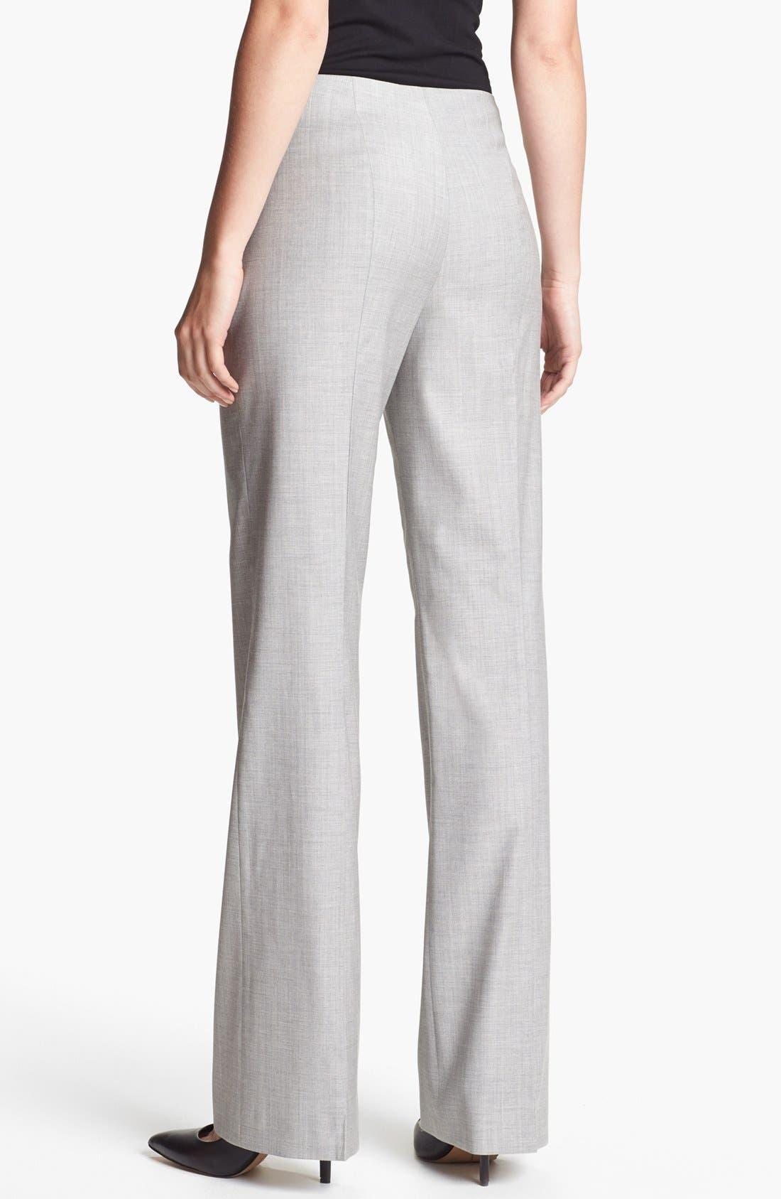 Alternate Image 2  - BOSS HUGO BOSS 'Tilana' Trousers