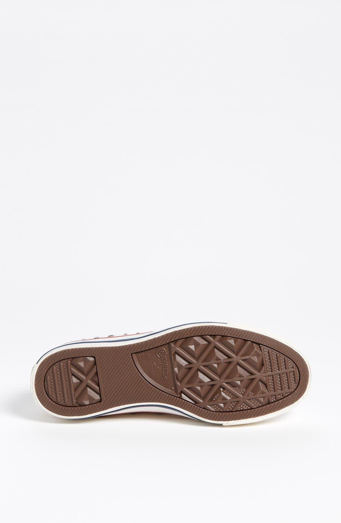 Alternate Image 4  - Converse Chuck Taylor® All Star® 'Collar Studs' Sneaker (Women)