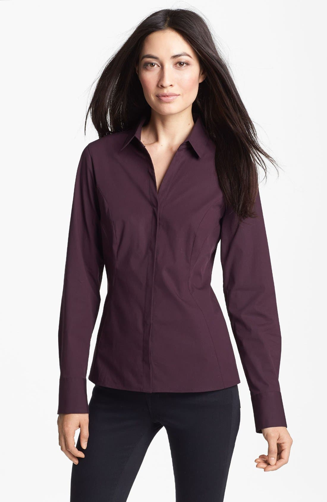 Alternate Image 1 Selected - BOSS HUGO BOSS 'Baola' Shirt