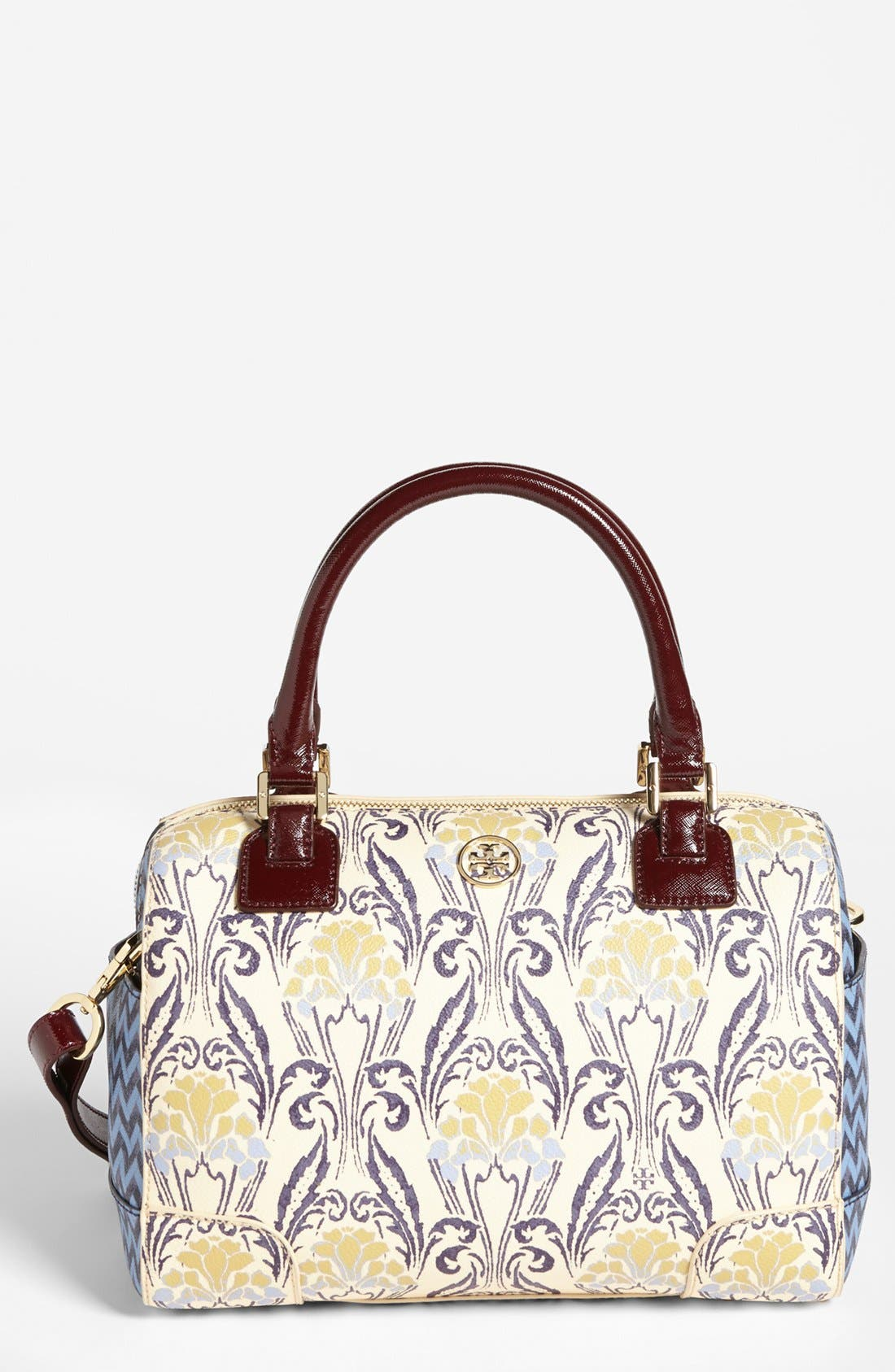 Alternate Image 1 Selected - Tory Burch 'Robinson - Middy' Satchel