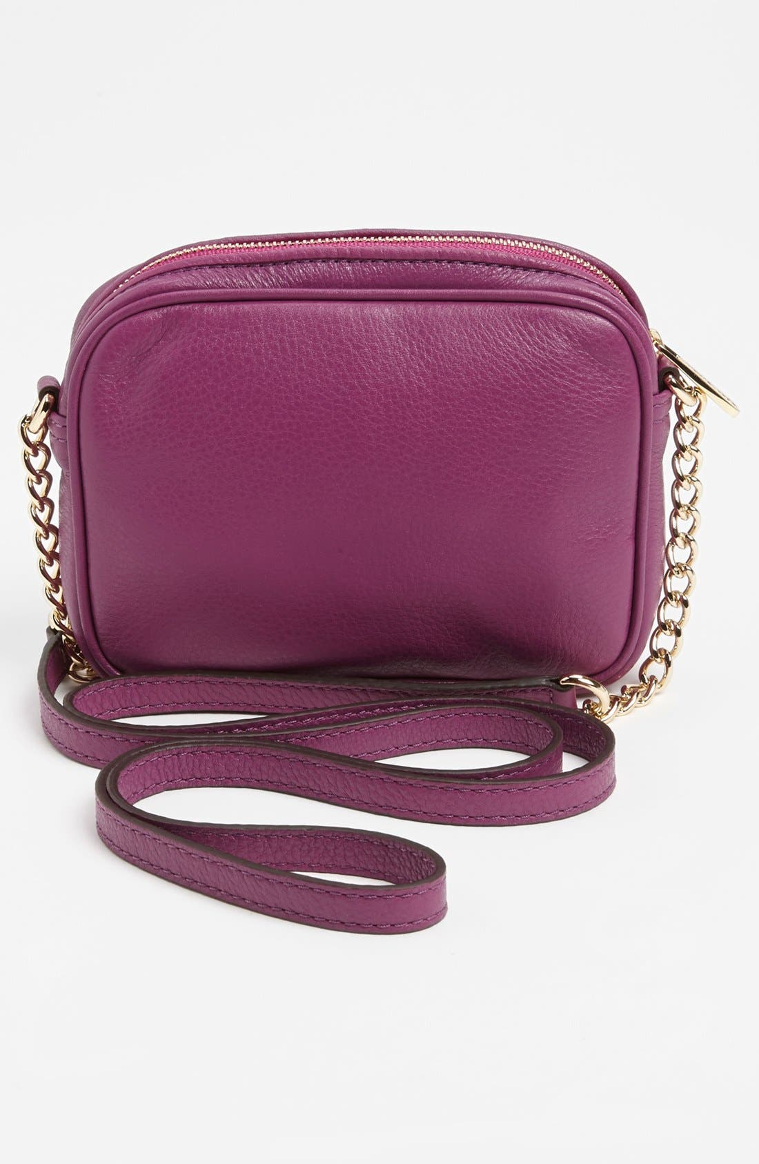 Alternate Image 4  - MICHAEL Michael Kors 'Jet Set' Crossbody Bag