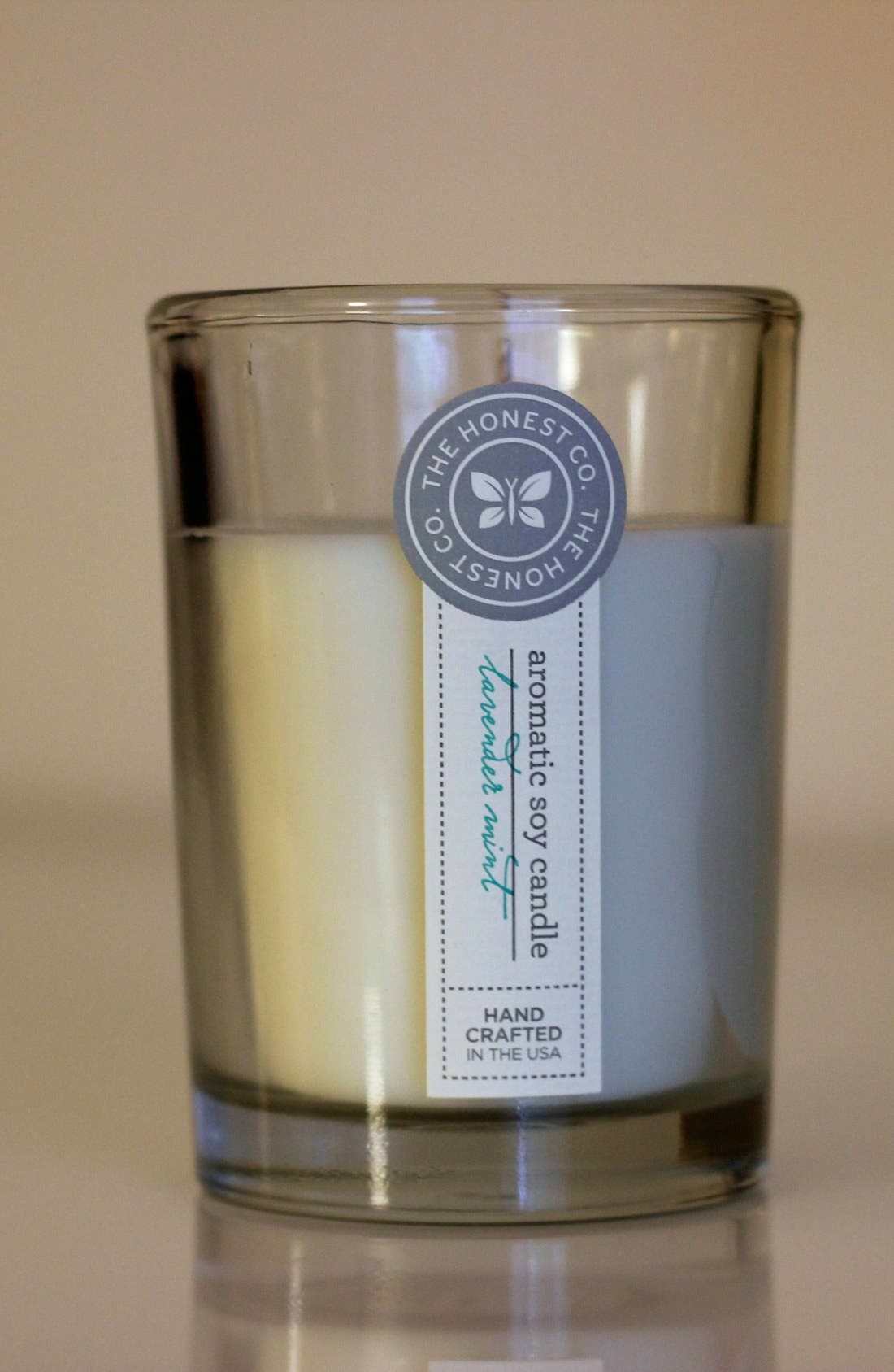 Alternate Image 3  - The Honest Company 'Lavender Mint' Aromatic Soy Candle