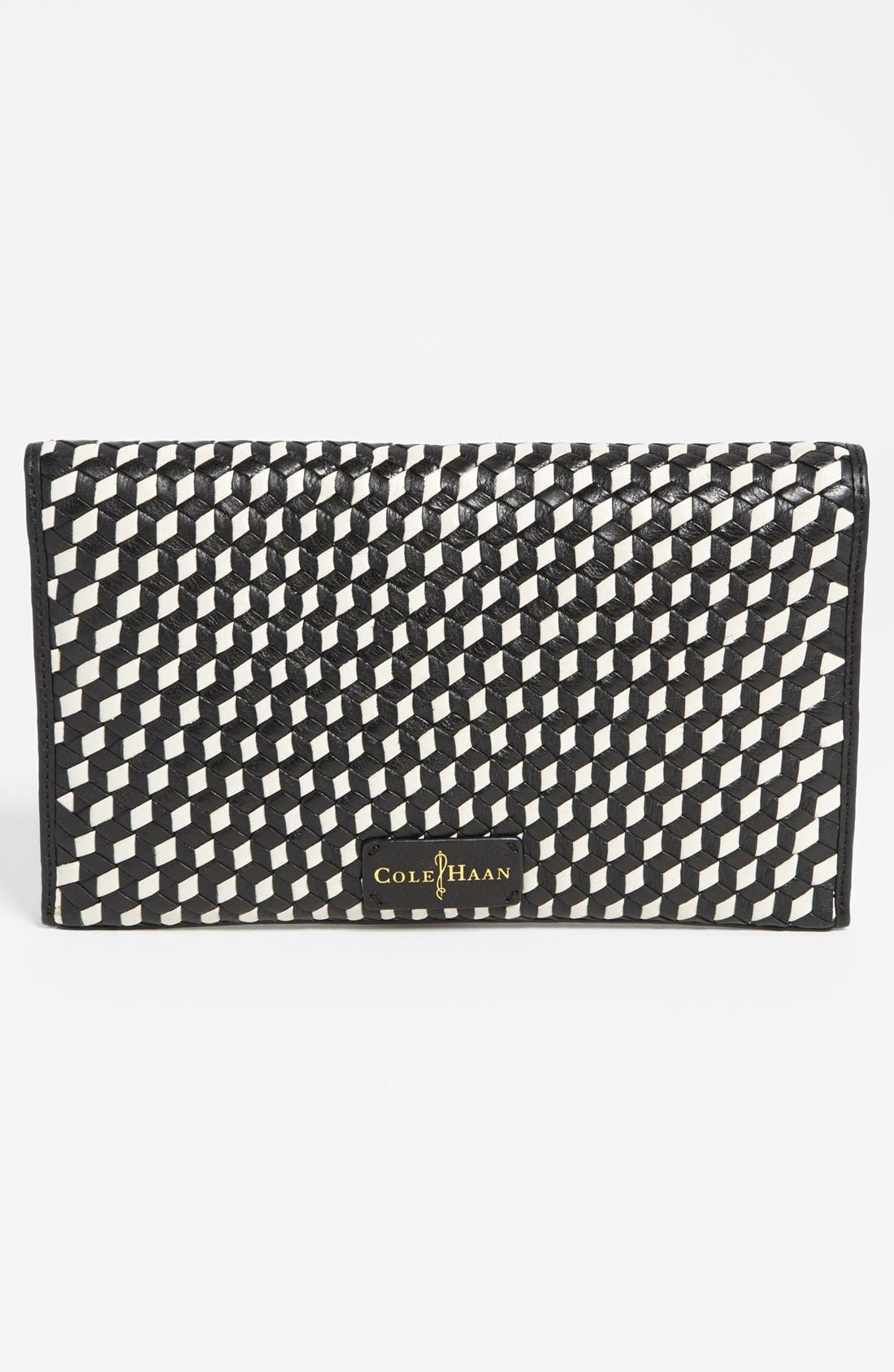 Alternate Image 4  - Cole Haan 'Parker' Envelope Clutch