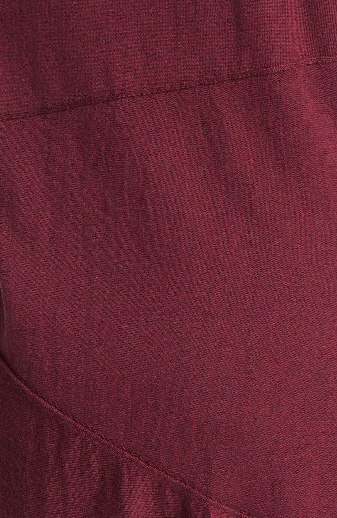 Alternate Image 3  - Eileen Fisher Merino Wool Open Cardigan (Plus Size)