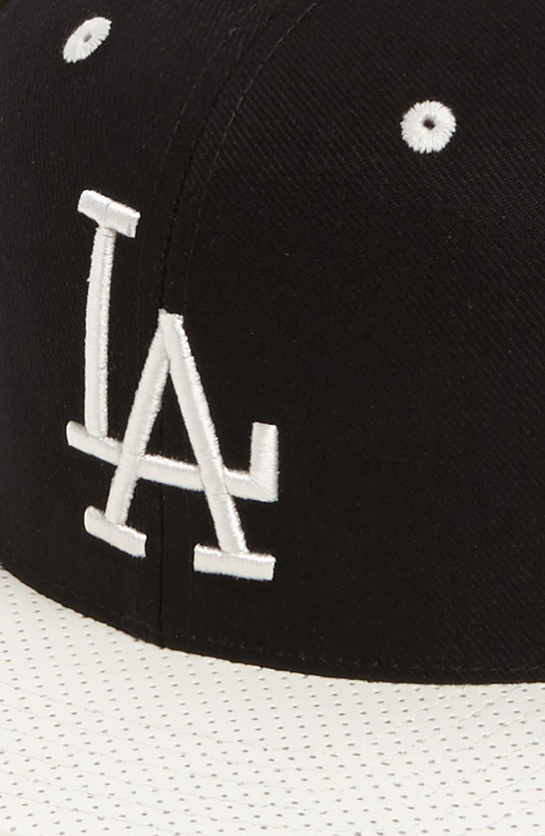 Alternate Image 2  - American Needle 'Los Angeles Dodgers - The Natural' Snapback Baseball Cap