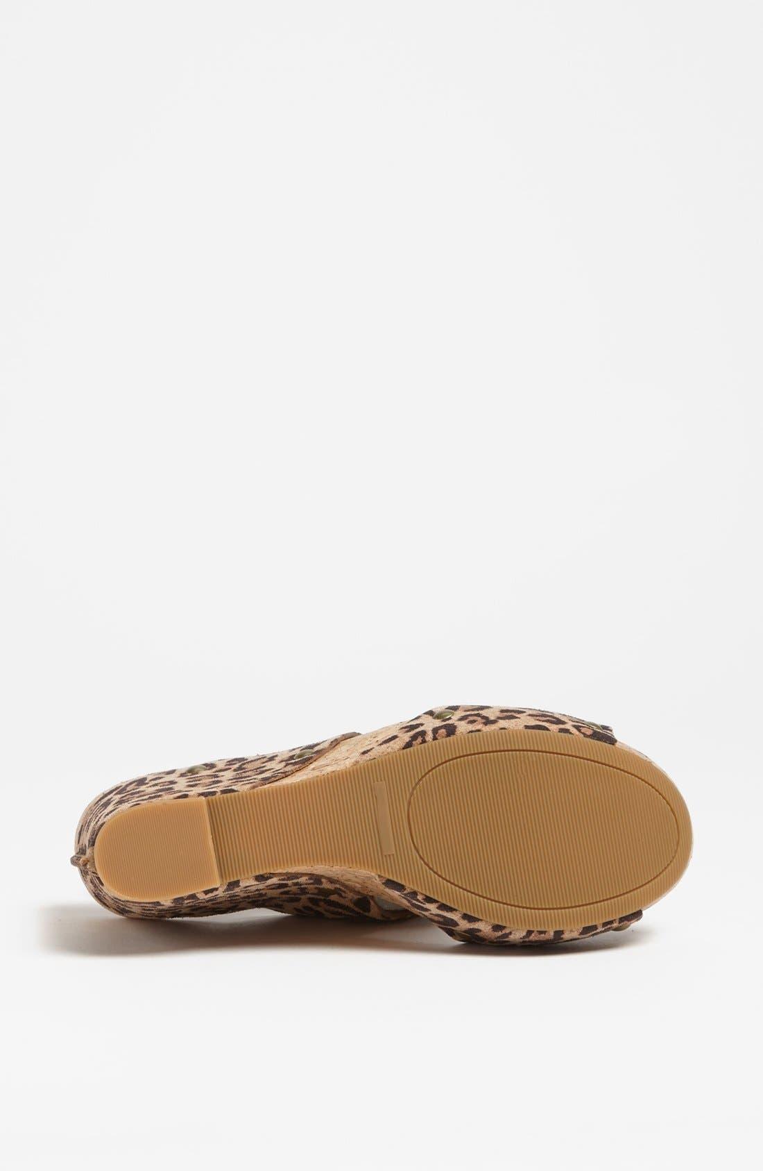 Alternate Image 4  - Lucky Brand 'Moran' Sandal