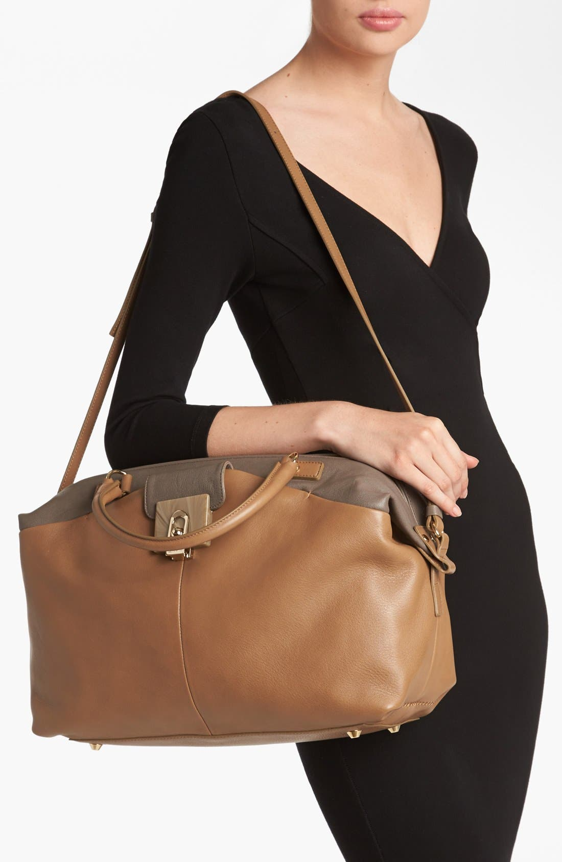 Alternate Image 2  - Lanvin 'For Me - Large' Leather Tote