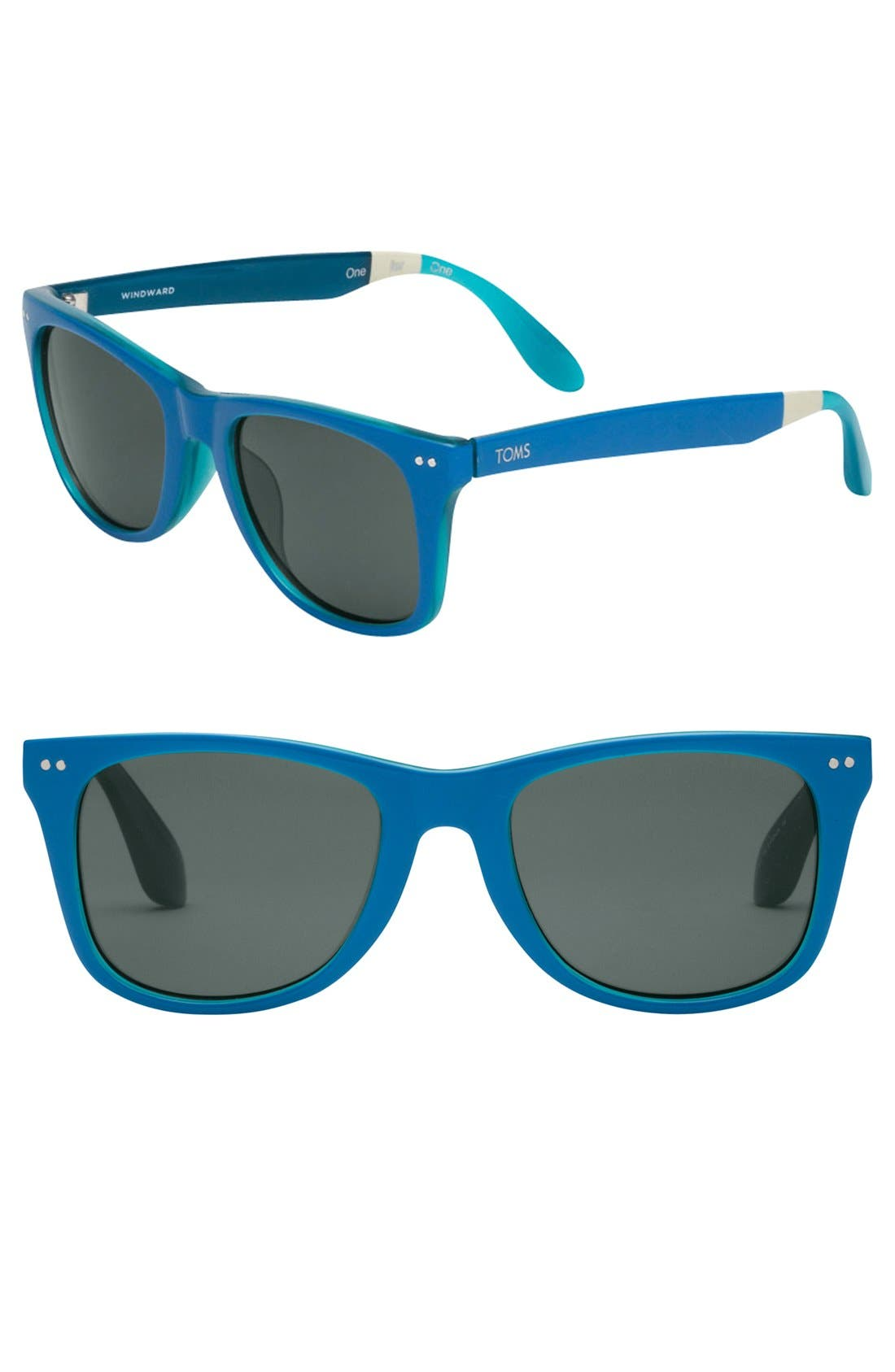 Main Image - TOMS 'Windward' 52mm Sunglasses