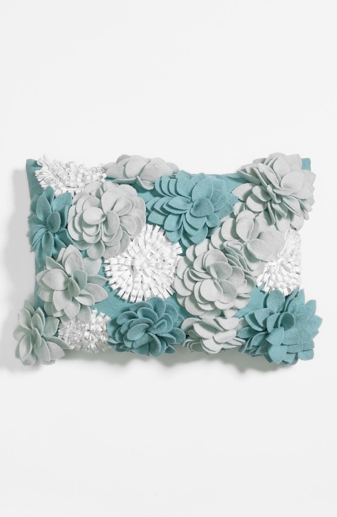 Alternate Image 1 Selected - Nordstrom at Home 'Winter Bloomburst' Pillow