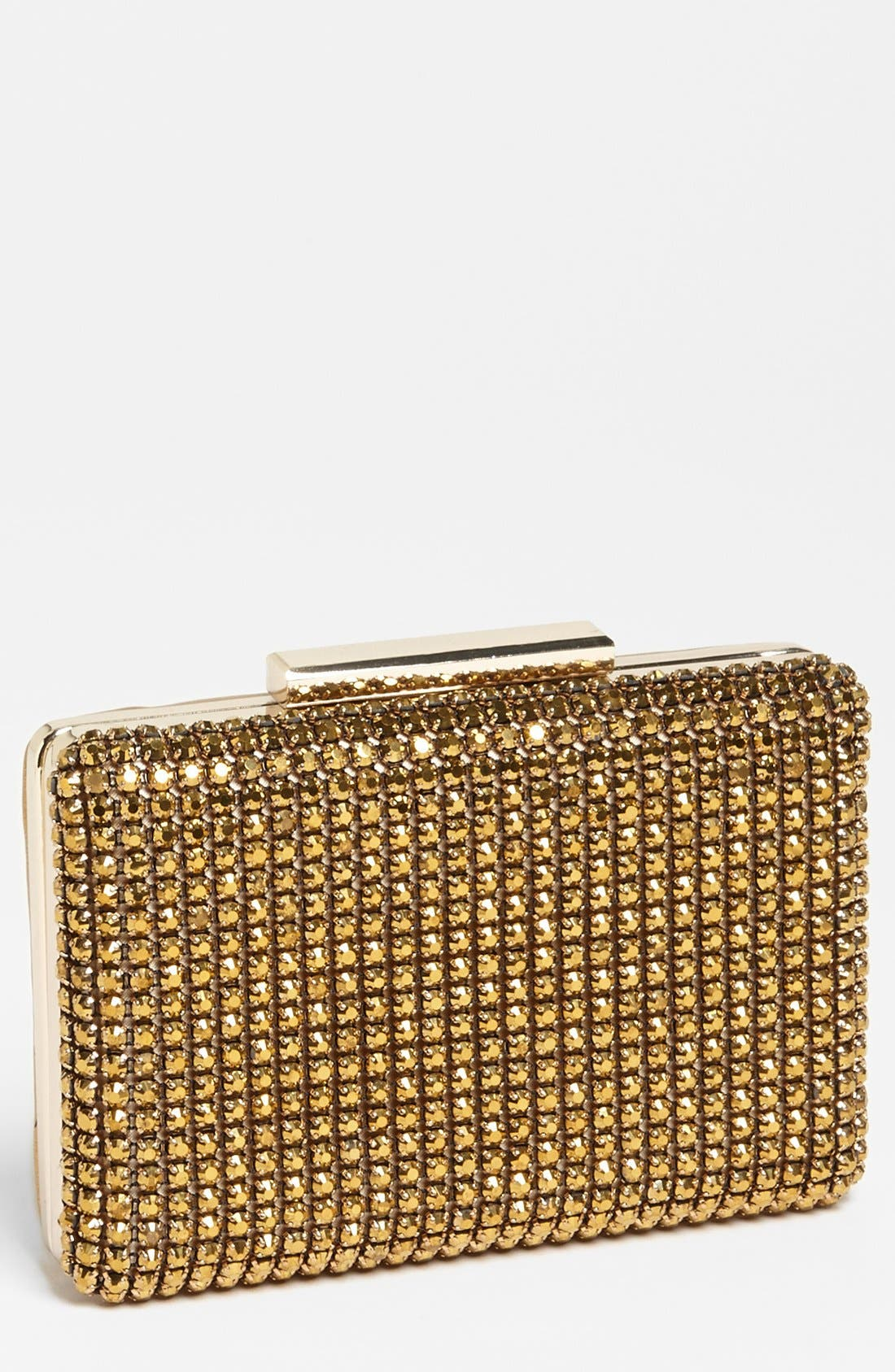 Main Image - Expressions NYC Box Clutch