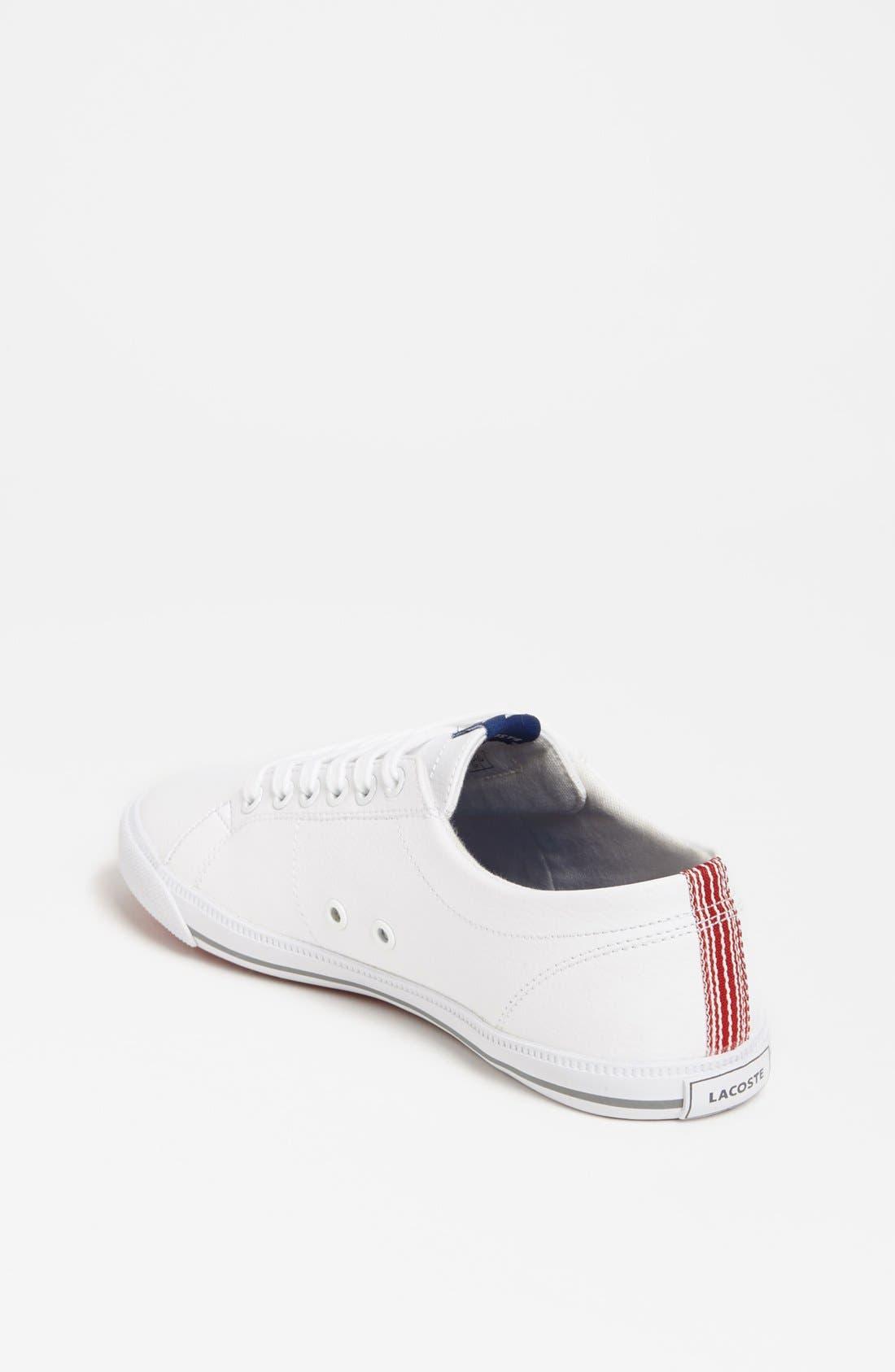 Alternate Image 2  - Lacoste 'Marcel' Sneaker (Little Kid & Big Kid)