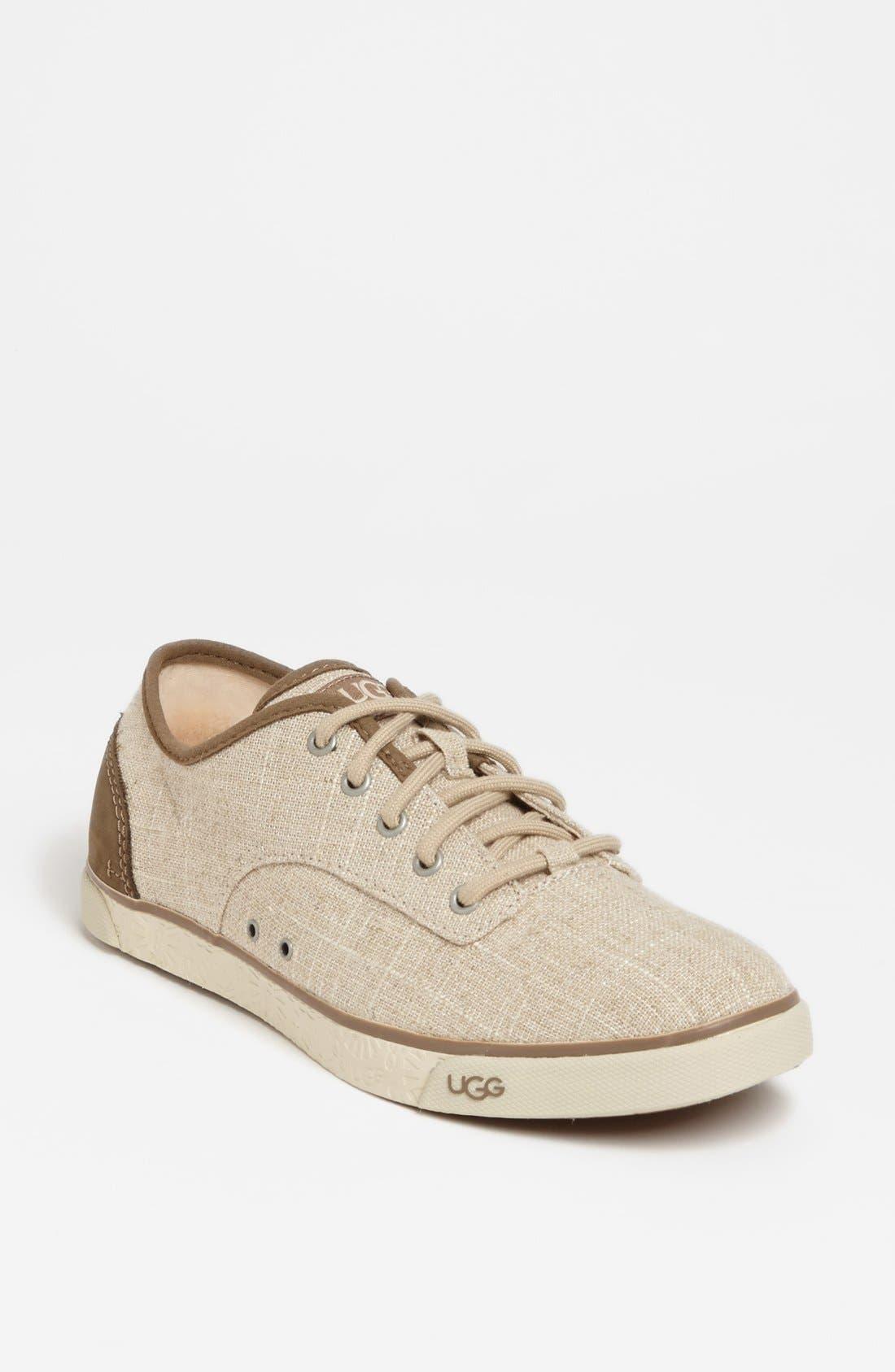 Alternate Image 1 Selected - UGG® Australia 'Hally' Sneaker (Women)