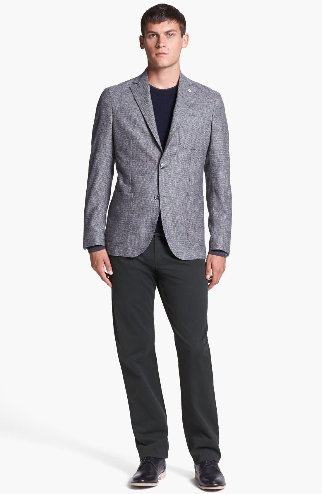 Alternate Image 4  - Kent and Curwen 'Underwood' Modern Fit Sweater