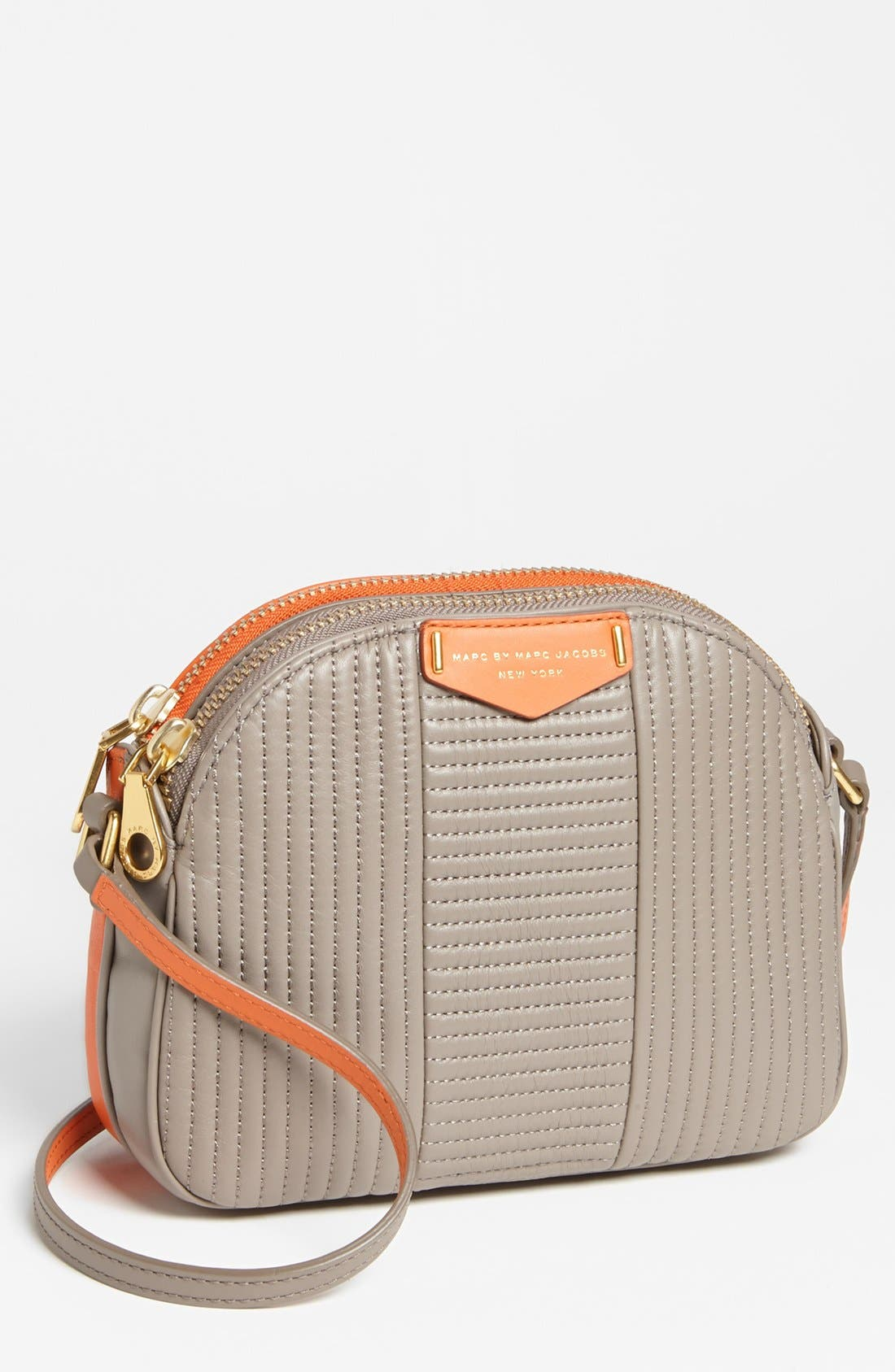 Main Image - MARC BY MARC JACOBS 'Lola' Quilted Crossbody Bag