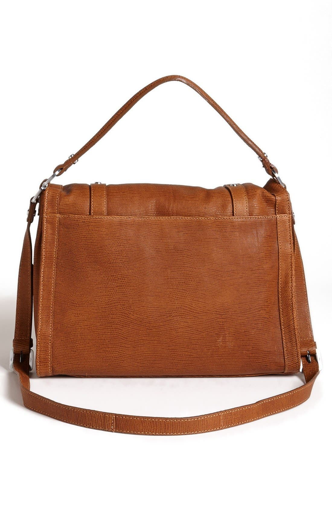 Alternate Image 4  - Longchamp 'Sport' Leather Crossbody Bag