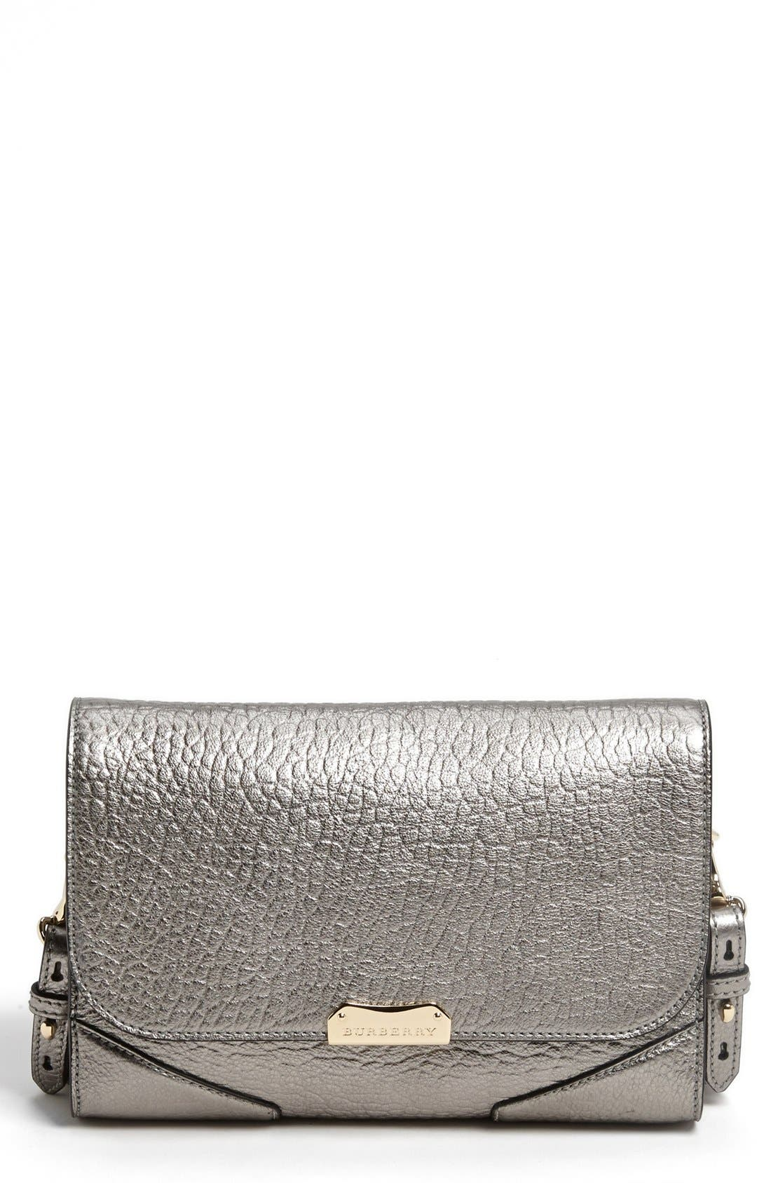 Main Image - Burberry 'Abbott - Small' Crossbody Bag