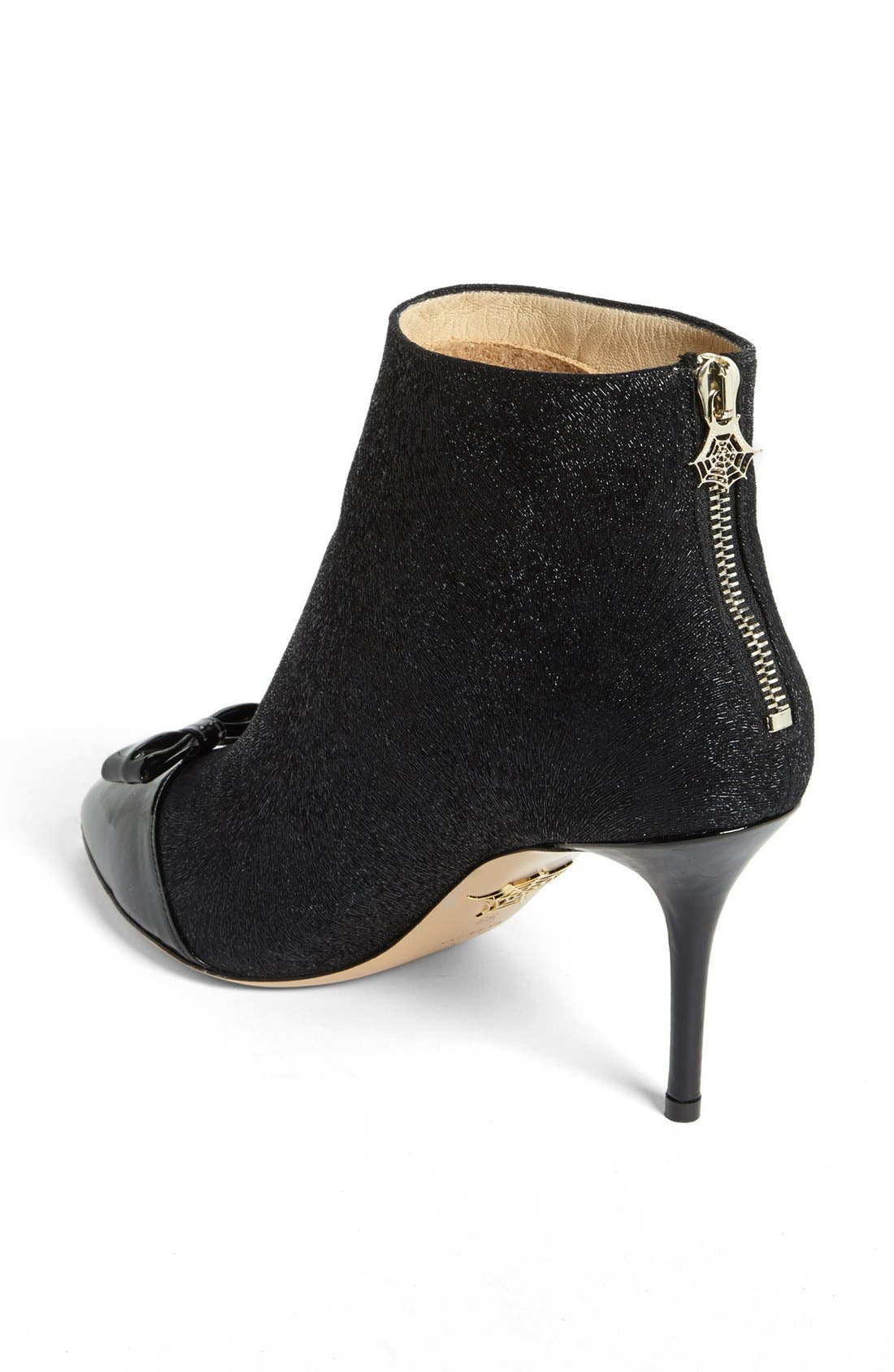 Alternate Image 2  - Charlotte Olympia 'Lupo' Bow Bootie