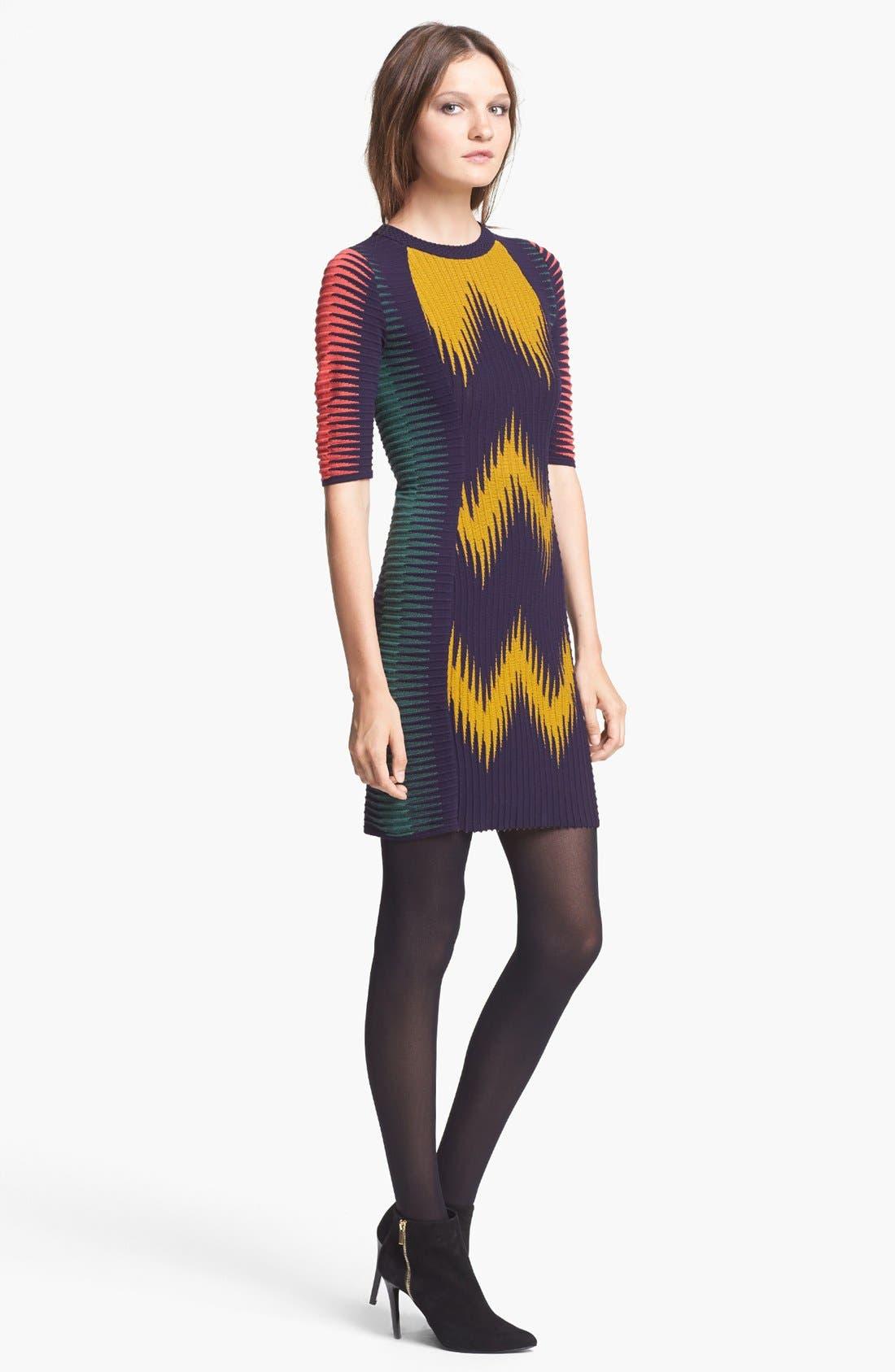 Alternate Image 2  - M Missoni Ikat Pattern Dress