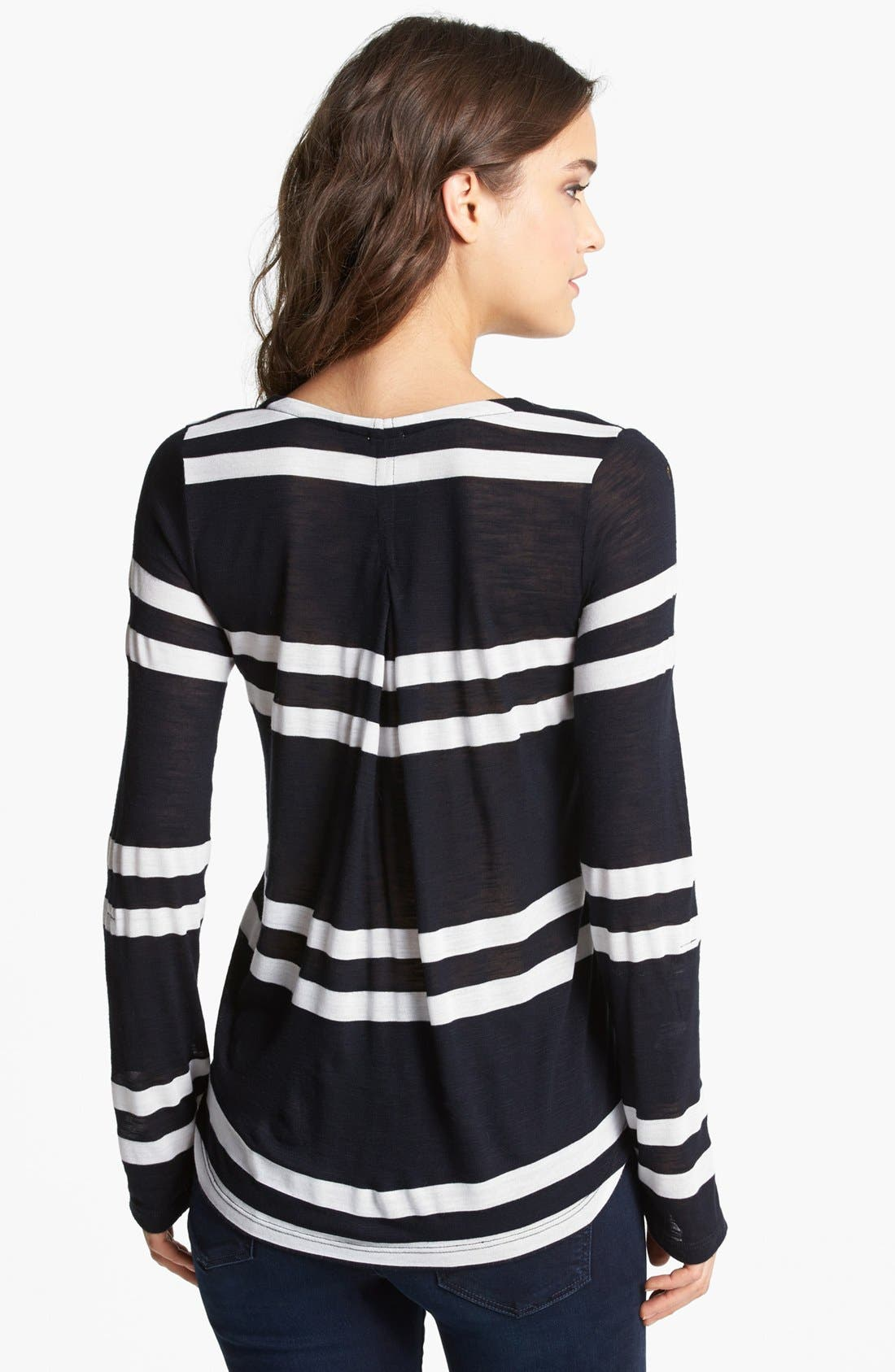 Alternate Image 2  - Splendid 'SoHo' Stripe Henley