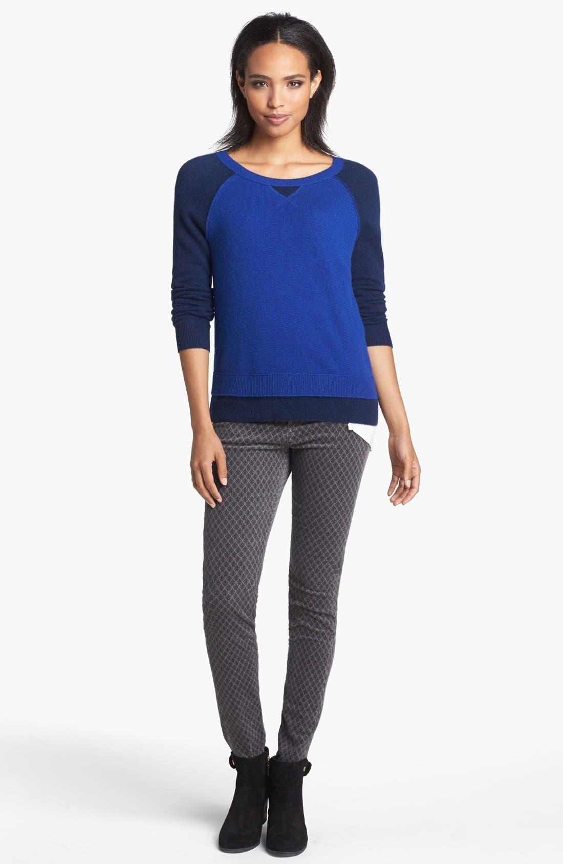 Main Image - Halogen® Cashmere Crewneck Sweater