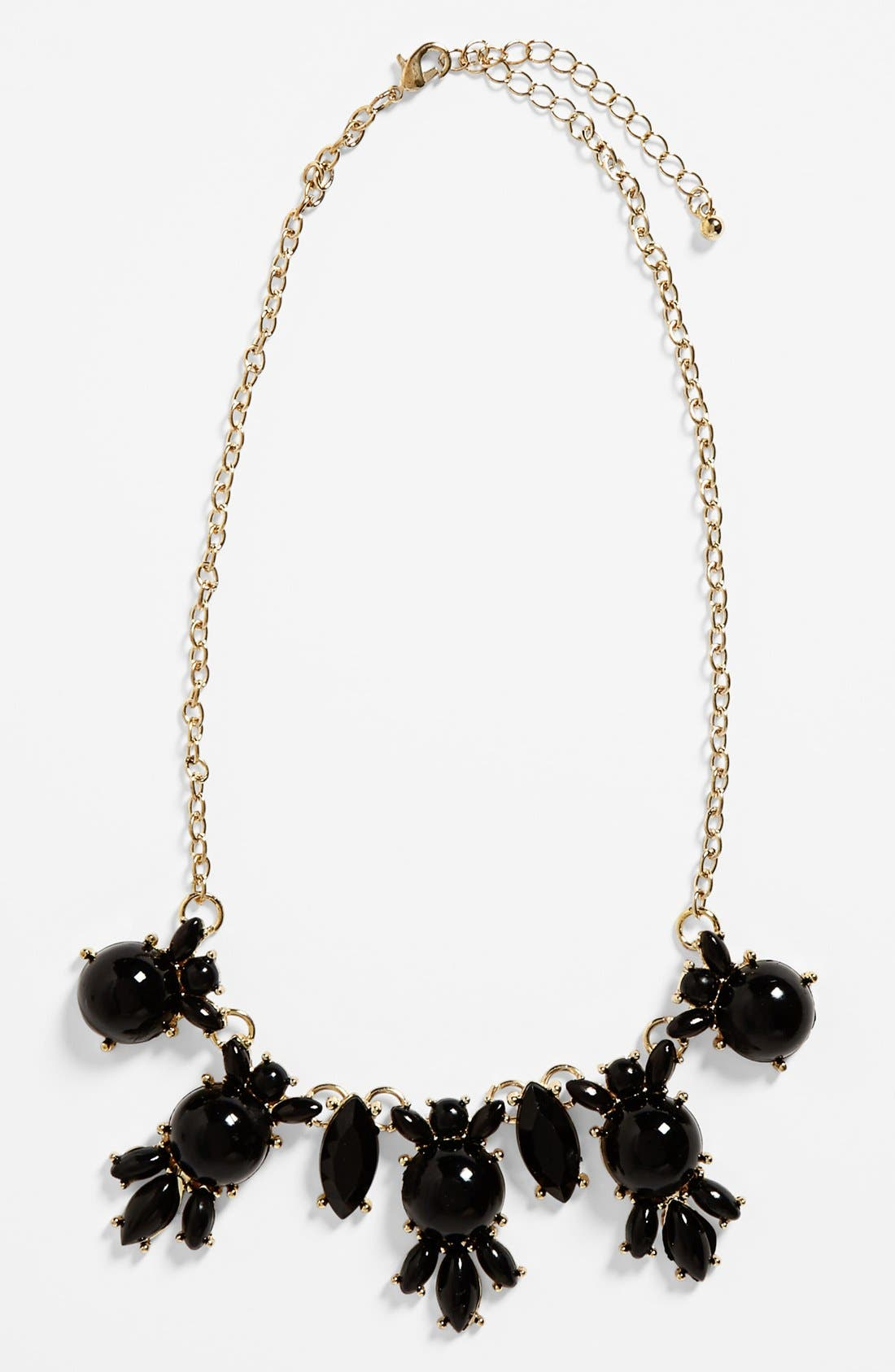Alternate Image 1 Selected - Carole Floret Statement Necklace (Juniors)
