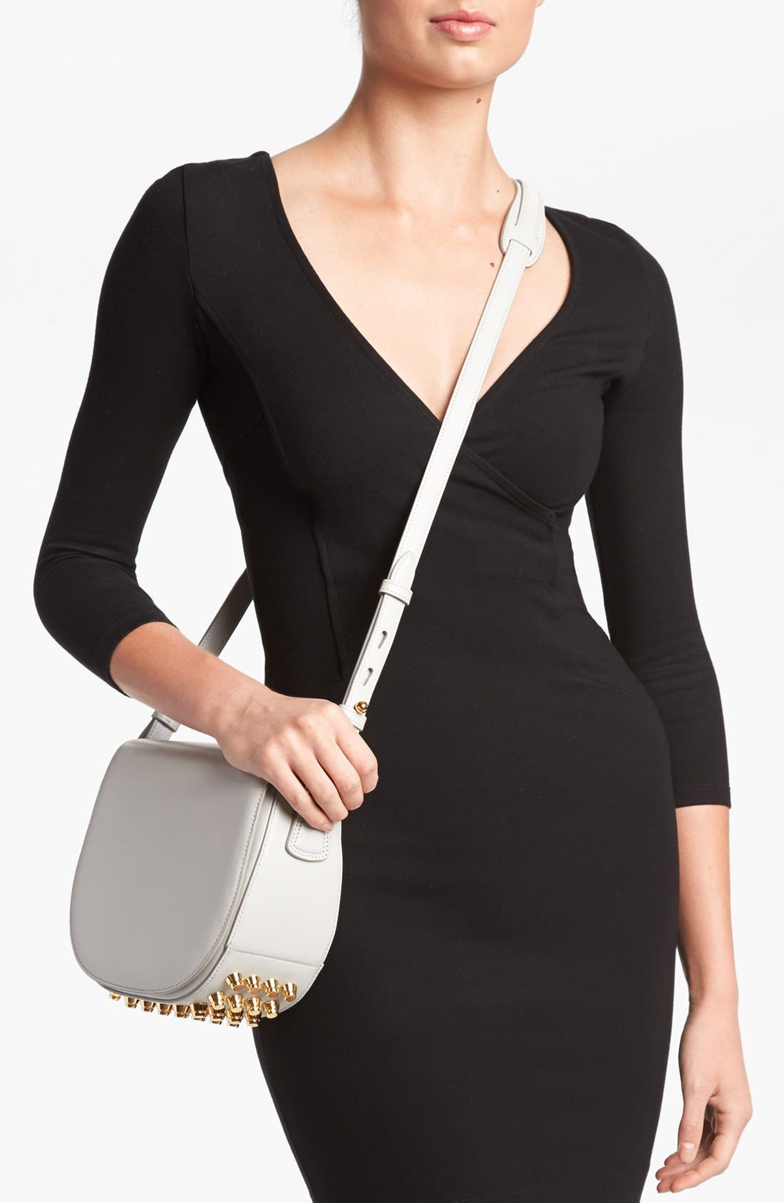 Alternate Image 2  - Alexander Wang 'Lia - Small' Leather Crossbody Bag