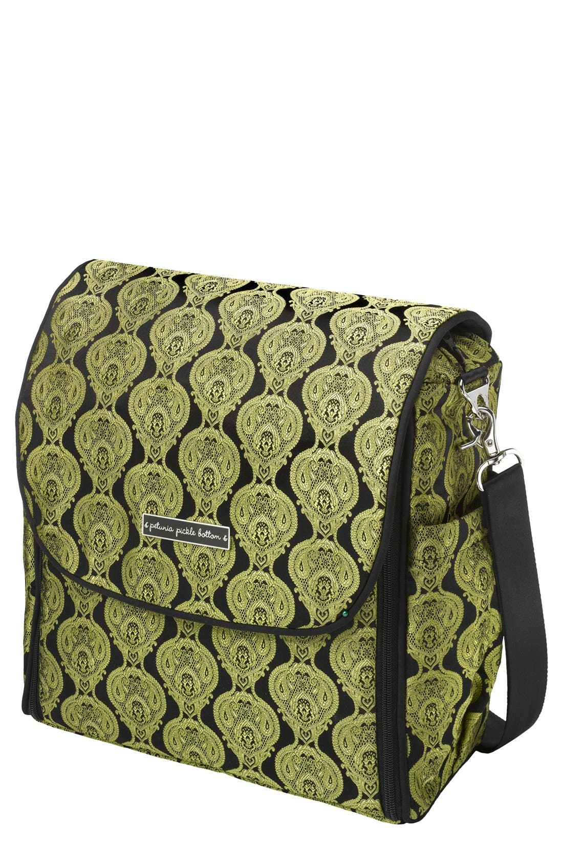 Alternate Image 1 Selected - Petunia Pickle Bottom 'Boxy' Brocade Backpack Diaper Bag