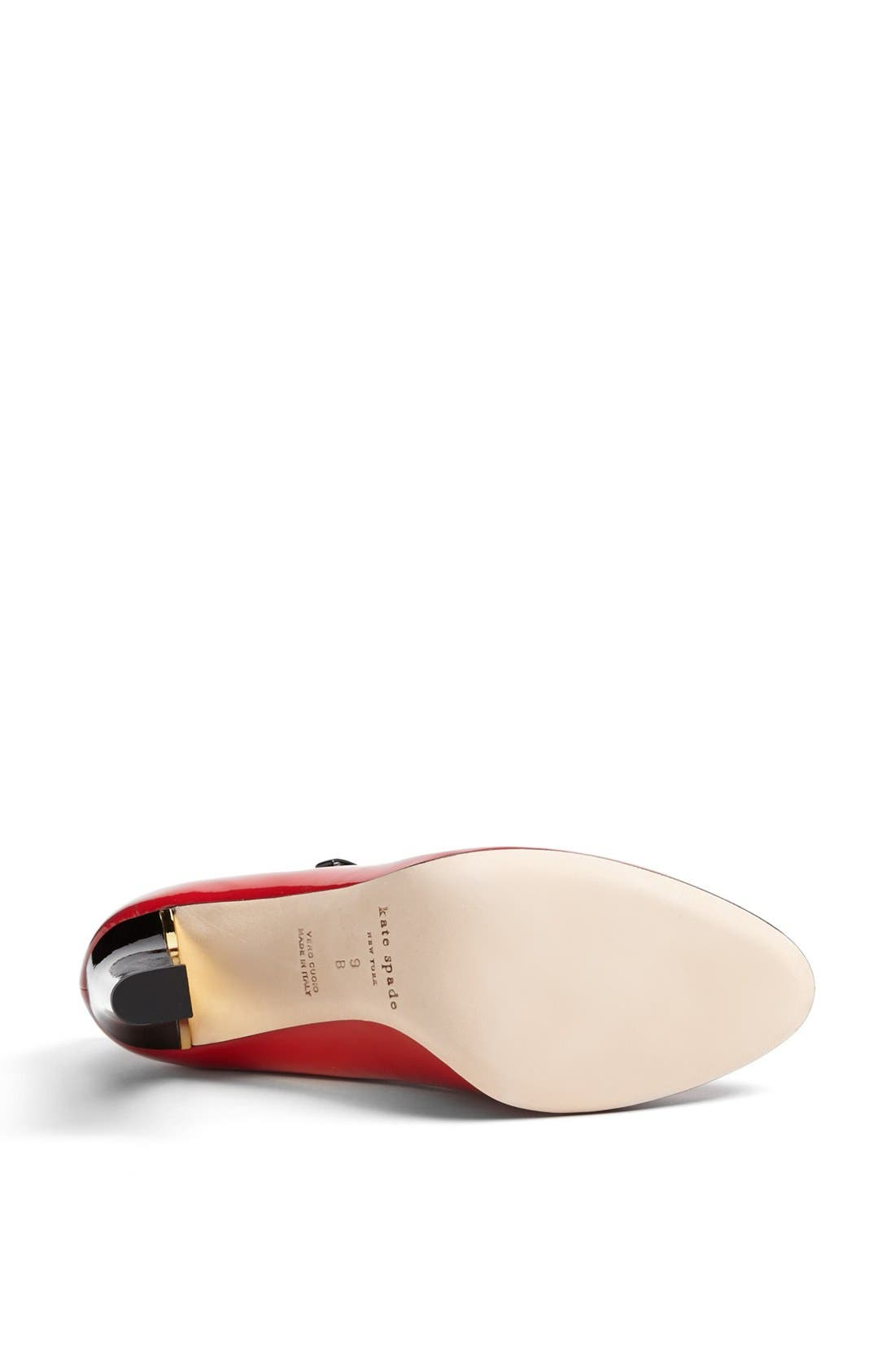 Alternate Image 4  - kate spade new york 'nuovo' pump