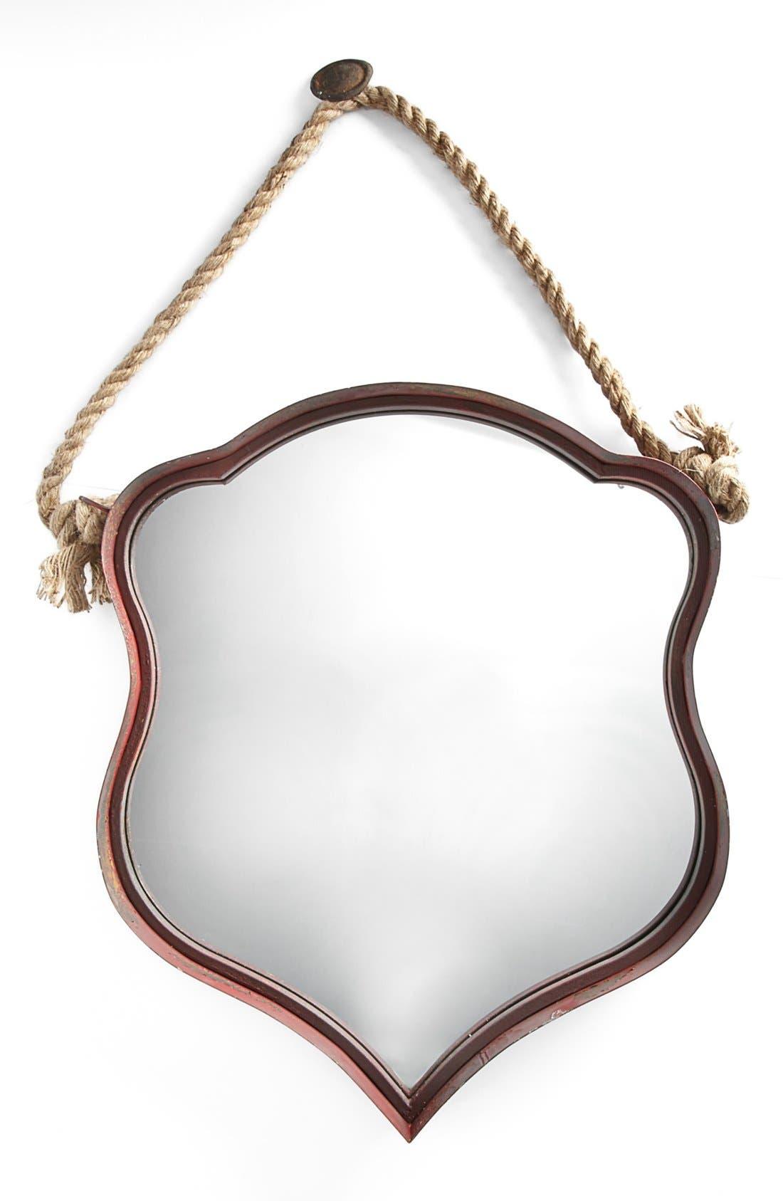 Alternate Image 3  - Metal Frame Mirror Set