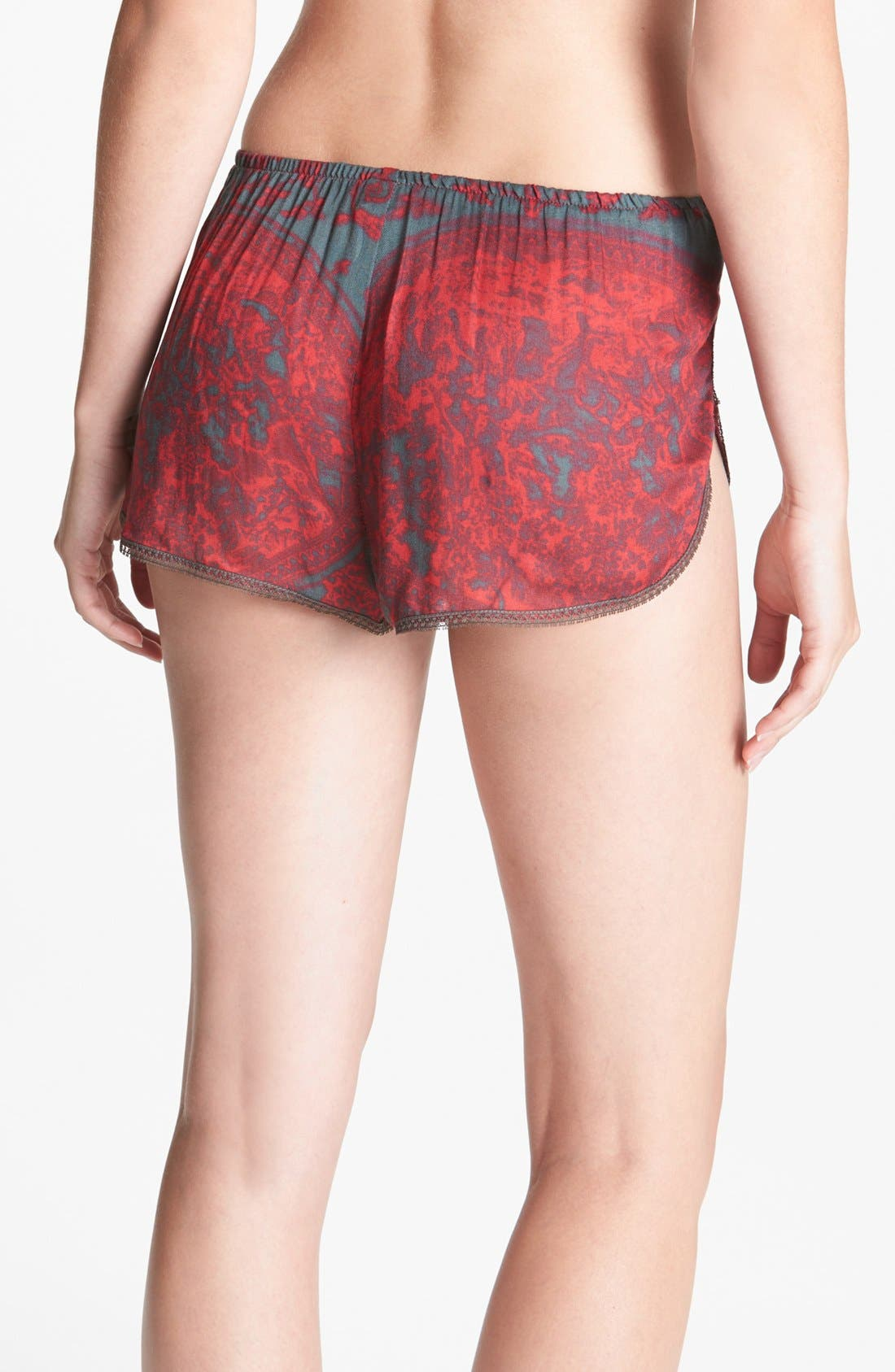 Alternate Image 3  - Only Hearts 'Tipsy Toile' Boxer Shorts
